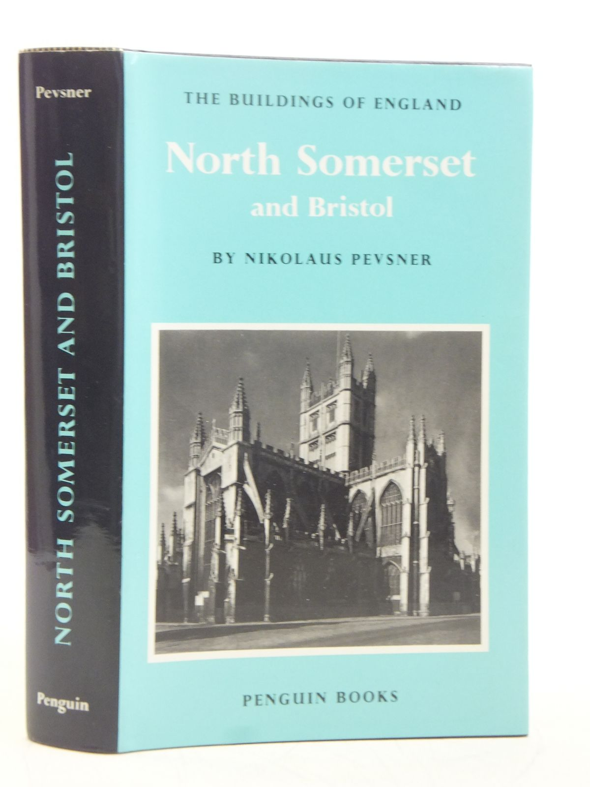 Photo of NORTH SOMERSET AND BRISTOL (BUILDINGS OF ENGLAND) written by Pevsner, Nikolaus published by Penguin (STOCK CODE: 2119351)  for sale by Stella & Rose's Books