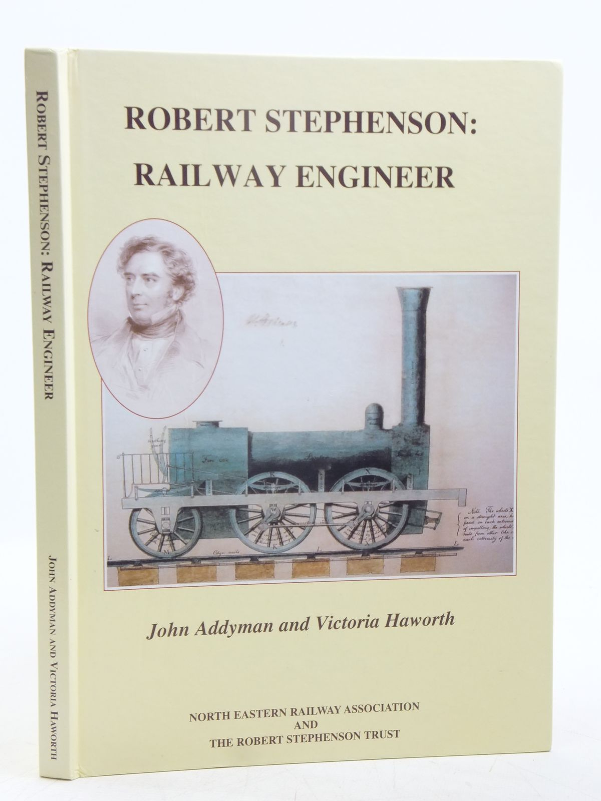 Photo of ROBERT STEPHENSON: RAILWAY ENGINEER