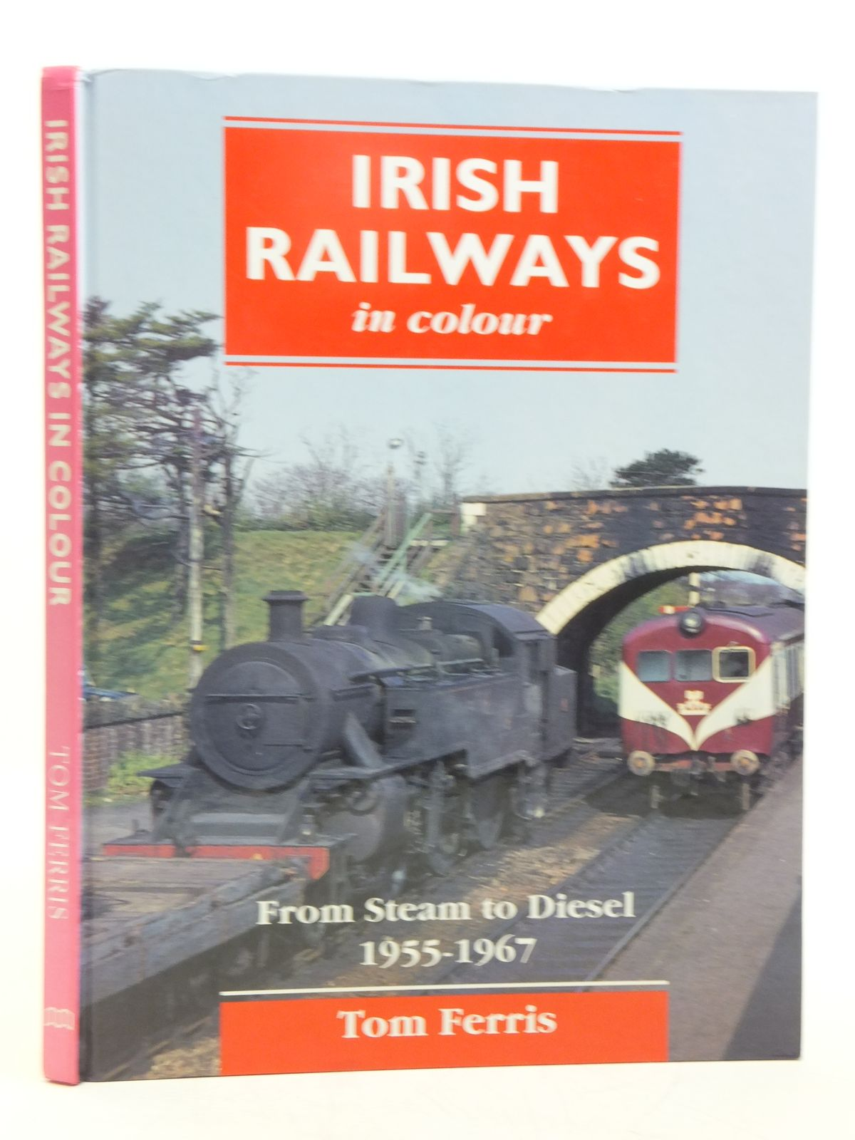Photo of IRISH RAILWAYS IN COLOUR FROM STEAM TO DIESEL 1955-1967