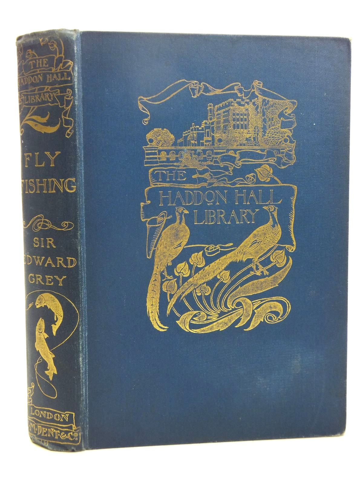 Photo of FLY FISHING written by Grey, Edward illustrated by Rackham, Arthur published by J.M. Dent & Co. (STOCK CODE: 2119383)  for sale by Stella & Rose's Books