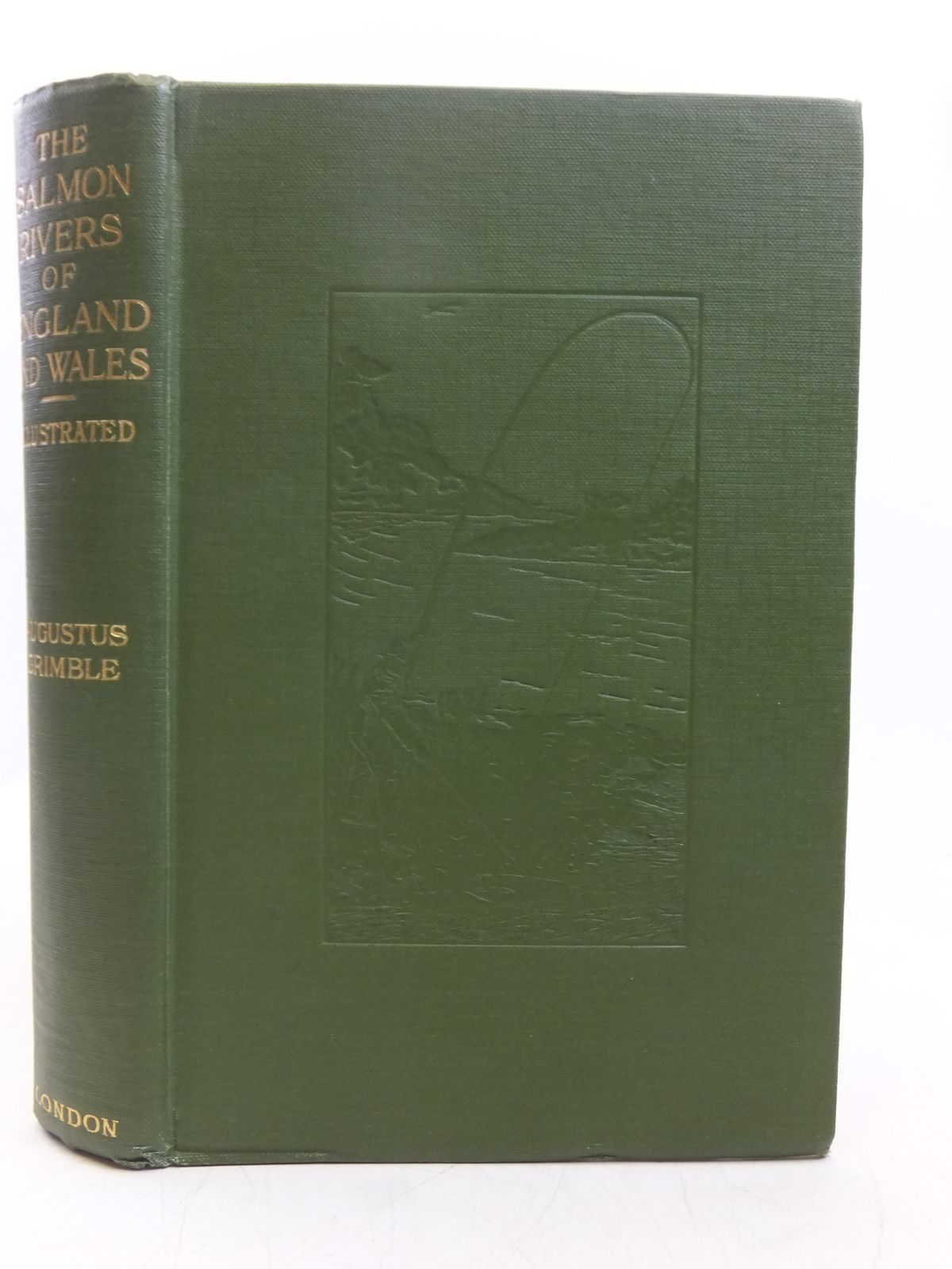 Photo of THE SALMON RIVERS OF ENGLAND & WALES written by Grimble, Augustus published by Kegan Paul, Trench, Trubner & Co. Ltd. (STOCK CODE: 2119385)  for sale by Stella & Rose's Books
