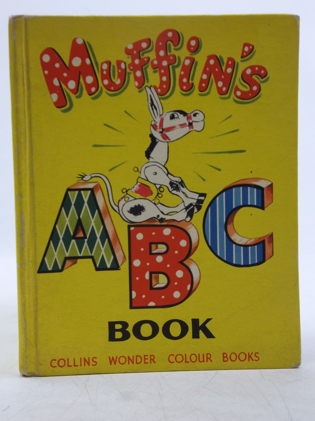 Photo of MUFFIN'S ABC BOOK