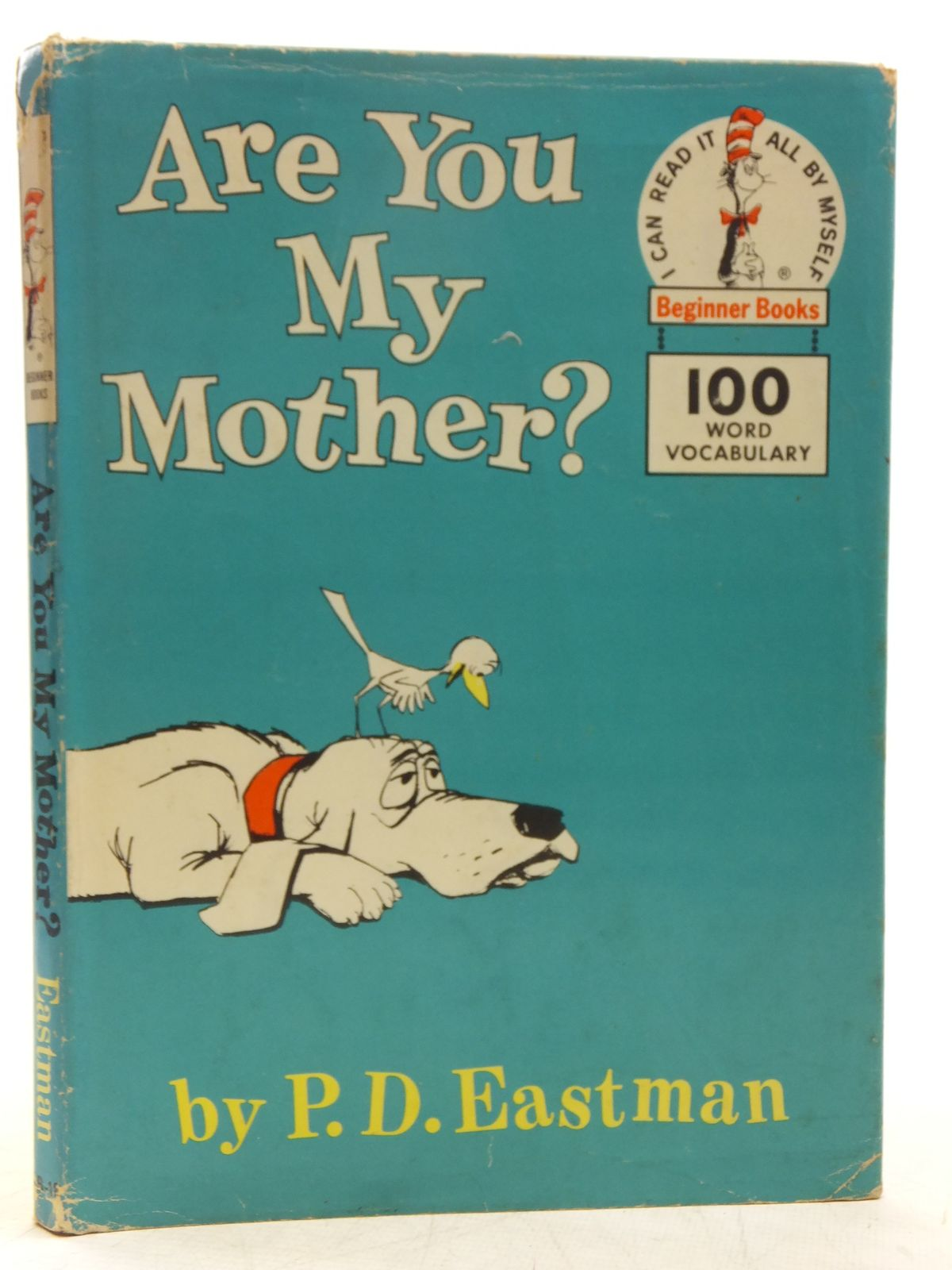 Photo of ARE YOU MY MOTHER? written by Eastman, P.D. illustrated by Eastman,