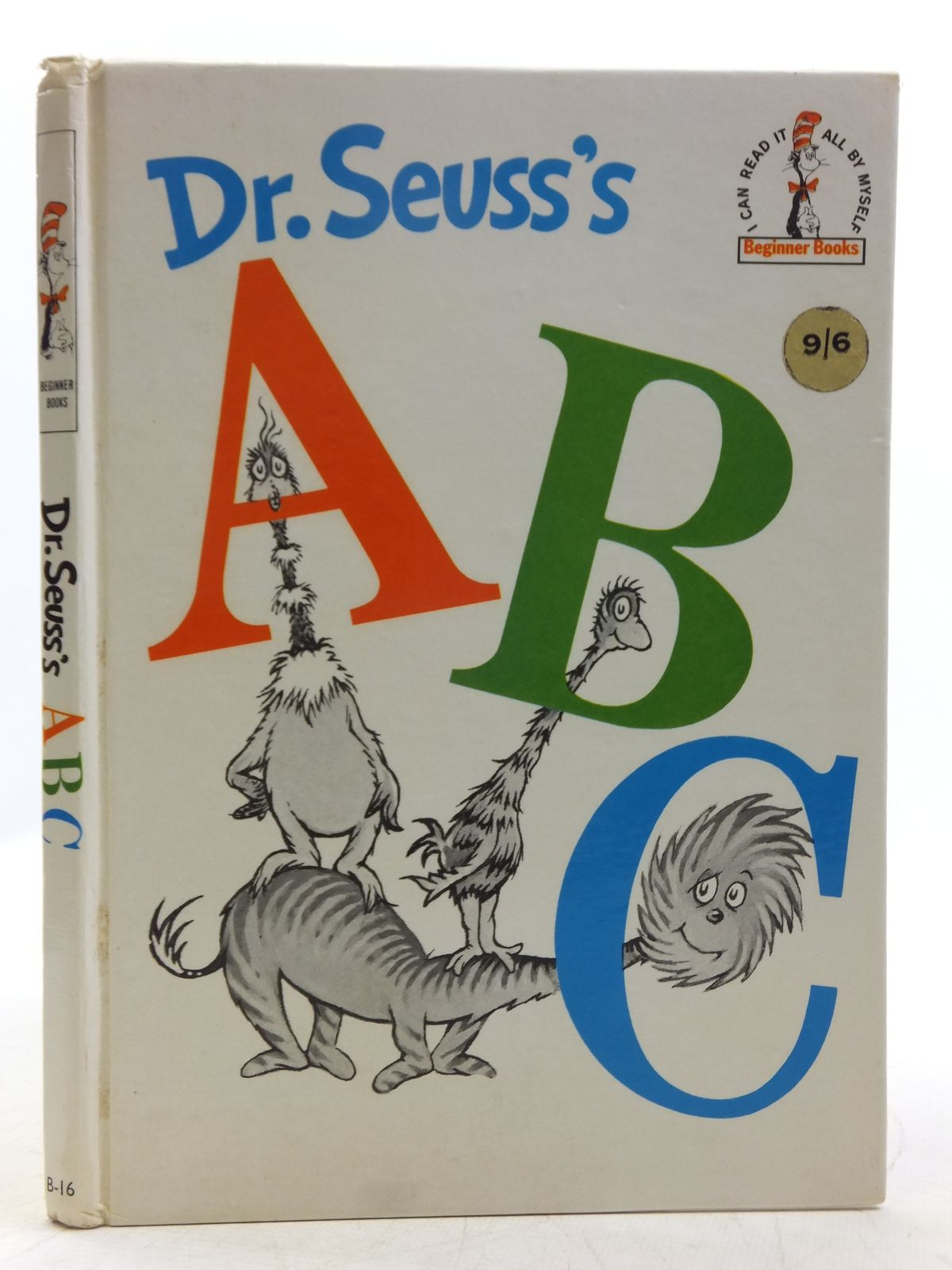 Photo of DR. SEUSS'S ABC