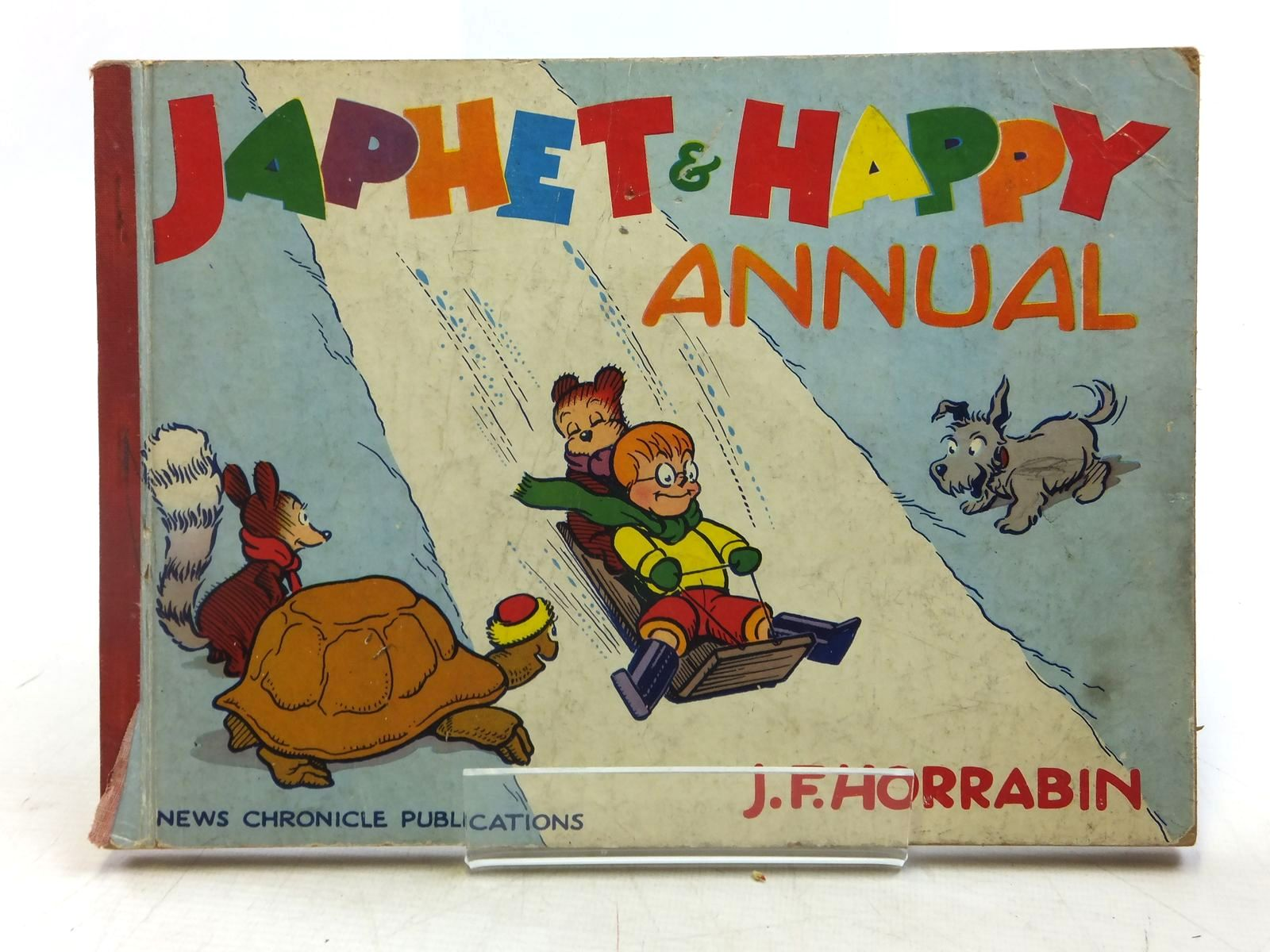 Photo of JAPHET AND HAPPY ANNUAL 1951