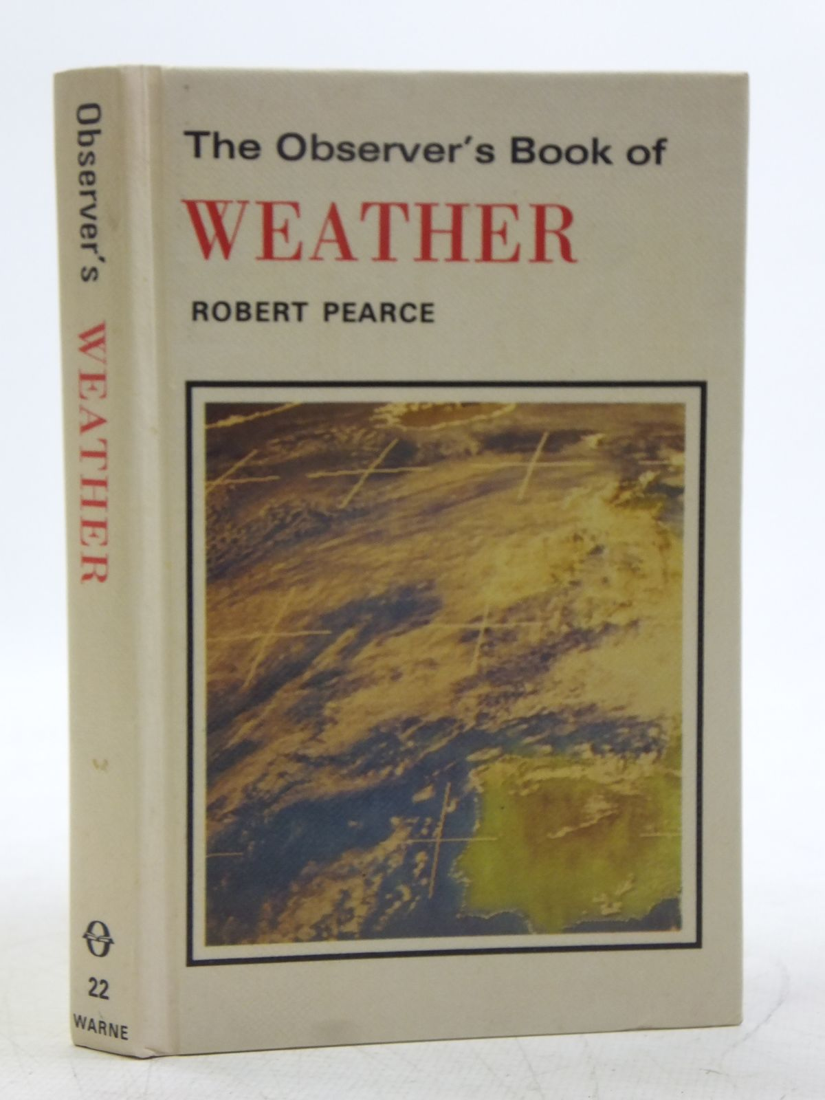 Photo of THE OBSERVER'S BOOK OF WEATHER