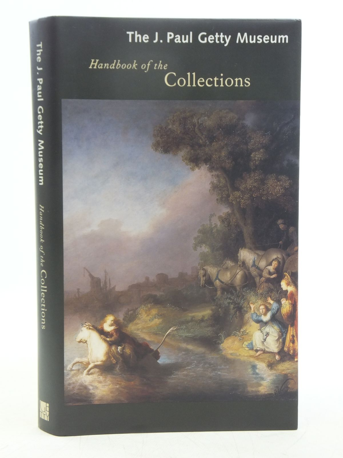 Photo of THE J. PAUL GETTY MUSEUM HANDBOOK OF THE COLLECTIONS written by Holtman, Mollie<br />Walsh, John<br />et al, published by Christopher Hudson (STOCK CODE: 2119484)  for sale by Stella & Rose's Books