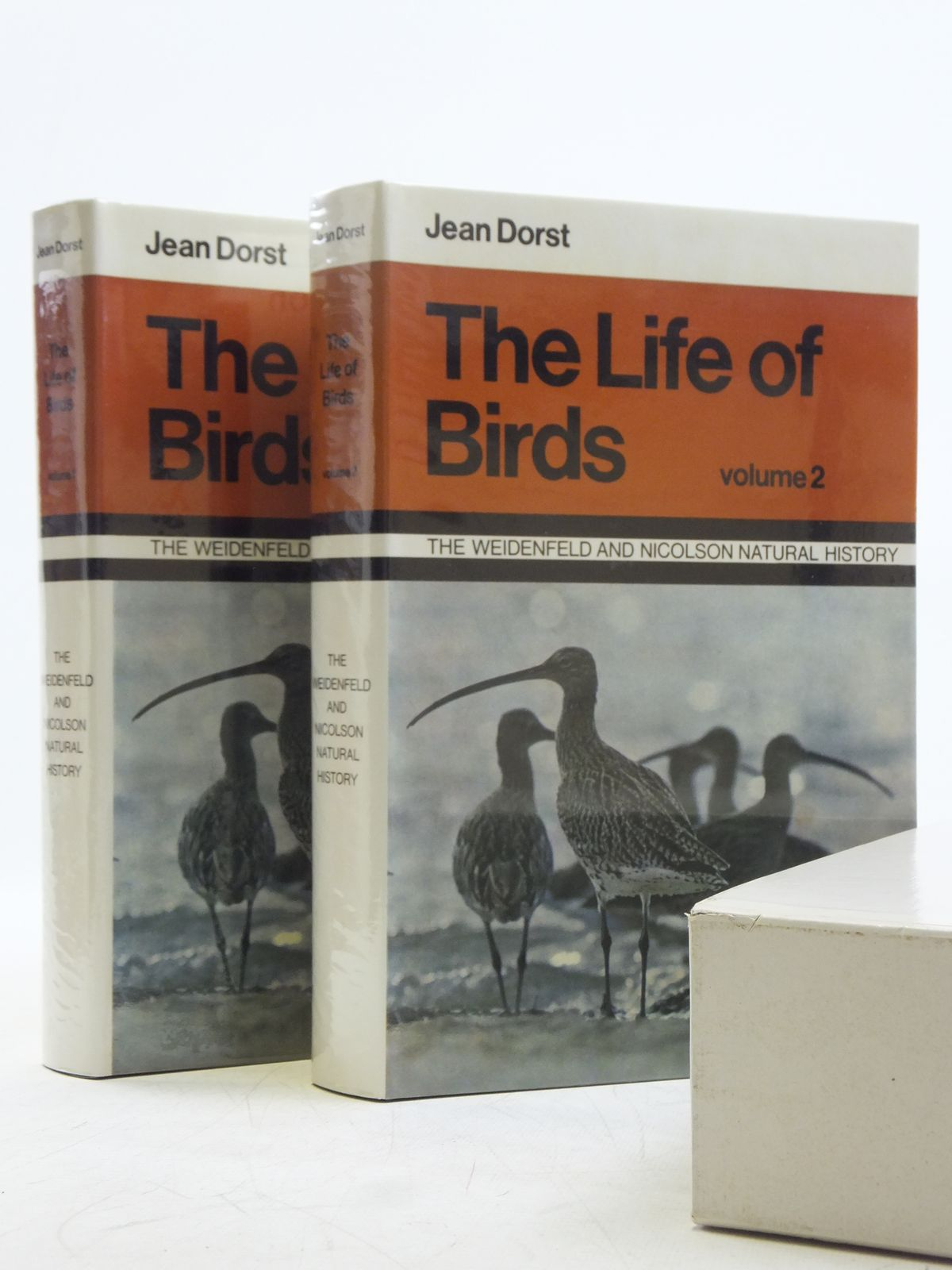 Photo of THE LIFE OF BIRDS (2 VOLUMES)