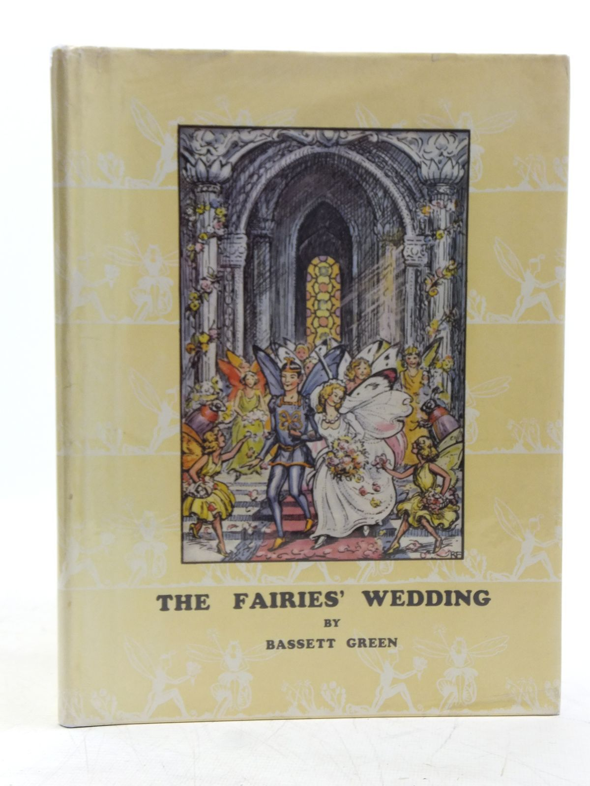 Photo of THE FAIRIES' WEDDING written by Green, Bassett illustrated by Foster, Ray published by The Mercian Publishers (STOCK CODE: 2119538)  for sale by Stella & Rose's Books