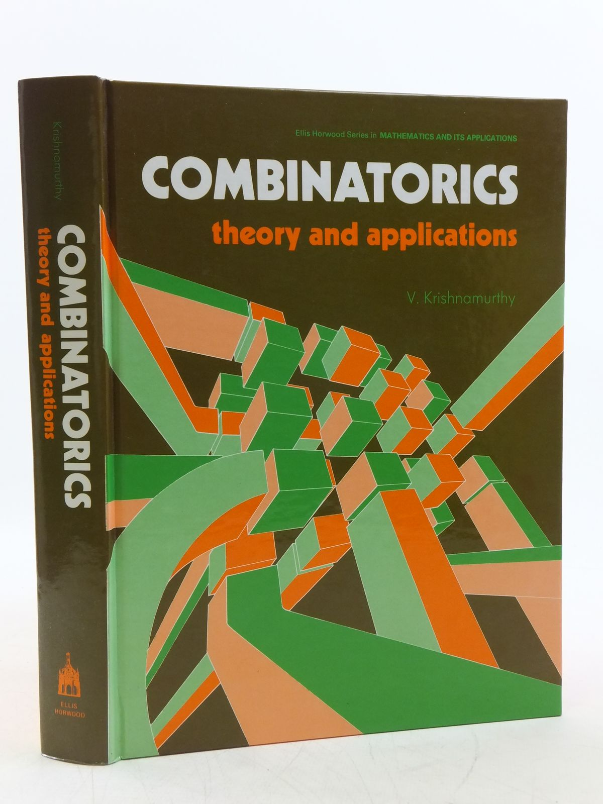Photo of COMBINATORICS: THEORY AND APPLICATIONS written by Krisnamurthy, V. published by Ellis Horwood Ltd (STOCK CODE: 2119589)  for sale by Stella & Rose's Books