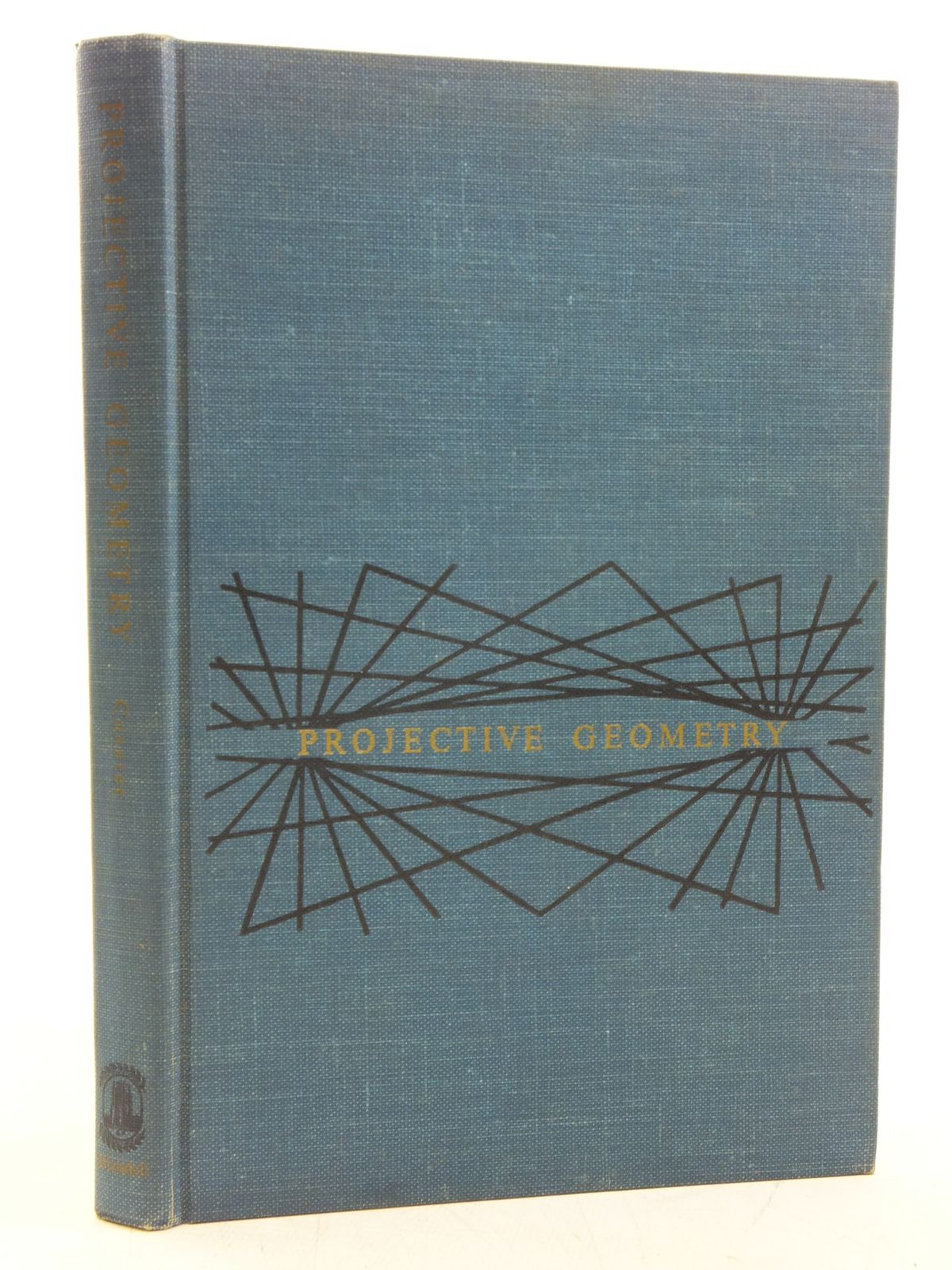 Photo of PROJECTIVE GEOMETRY written by Coxeter, H.S.M. published by Blaisdell (STOCK CODE: 2119621)  for sale by Stella & Rose's Books