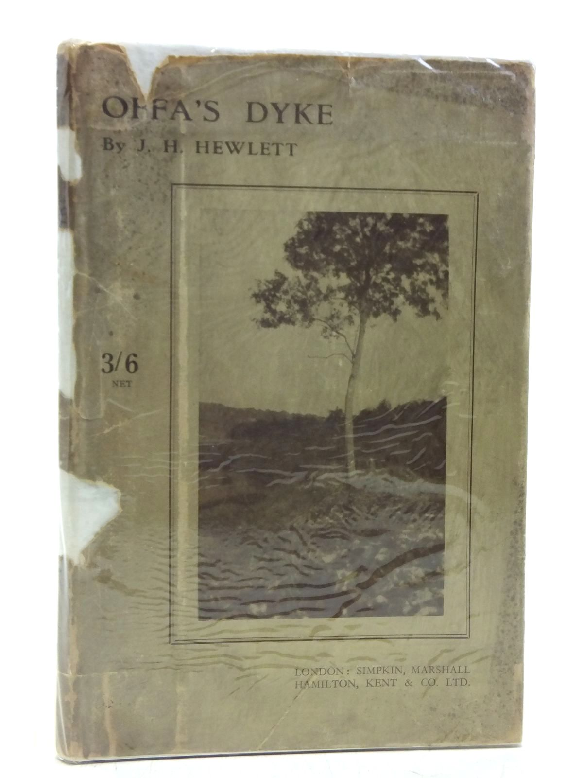 Photo of OFFA'S DYKE- Stock Number: 2119733
