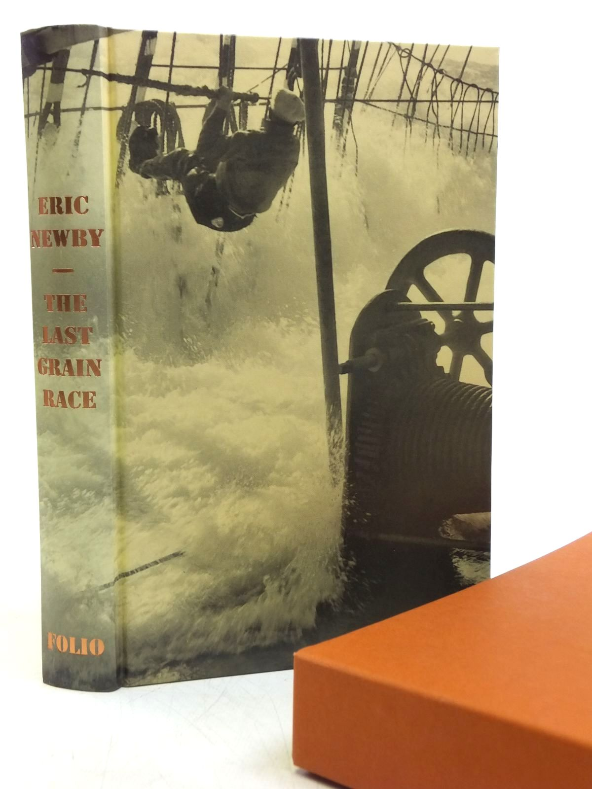 Photo of THE LAST GRAIN RACE written by Newby, Eric published by Folio Society (STOCK CODE: 2119763)  for sale by Stella & Rose's Books