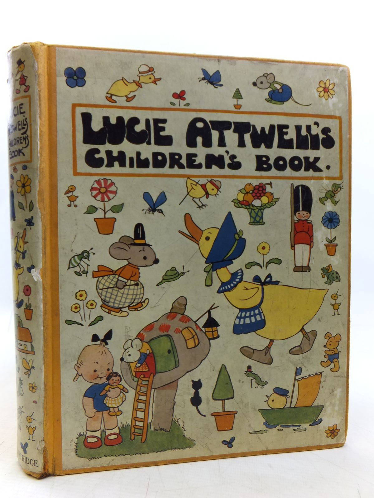 Photo of LUCIE ATTWELL'S CHILDREN'S BOOK 1929 written by Attwell, Mabel Lucie illustrated by Attwell, Mabel Lucie published by S.W. Partridge & Co. Ltd. (STOCK CODE: 2119803)  for sale by Stella & Rose's Books