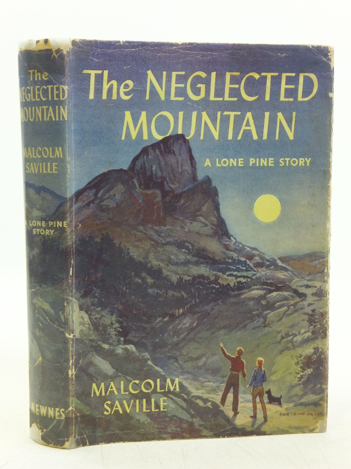 Photo of THE NEGLECTED MOUNTAIN written by Saville, Malcolm illustrated by Prance, Bertram published by George Newnes Ltd. (STOCK CODE: 2119807)  for sale by Stella & Rose's Books