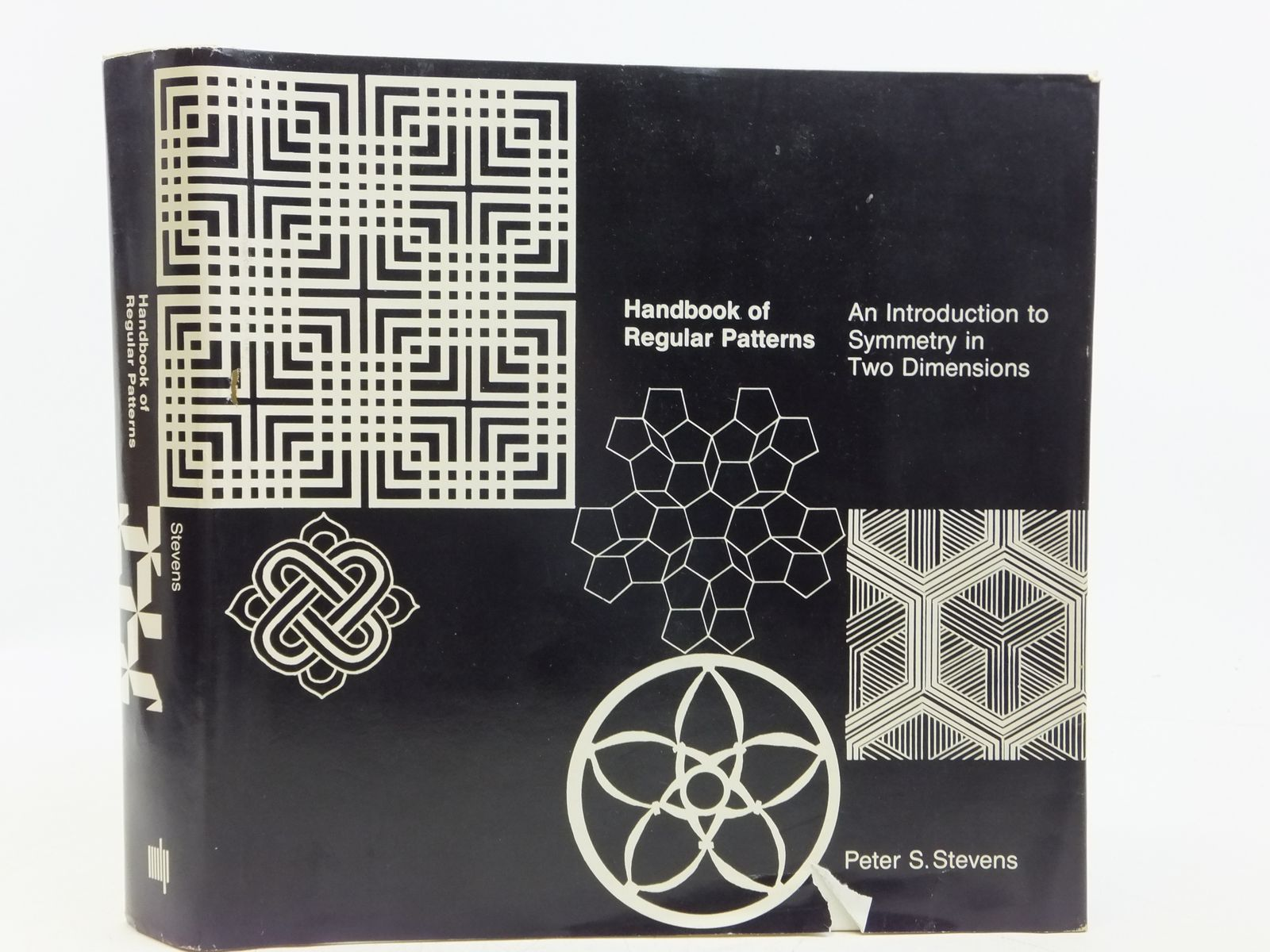Photo of HANDBOOK OF REGULAR PATTERNS written by Stevens, Peter S. published by The MIT Press (STOCK CODE: 2119821)  for sale by Stella & Rose's Books