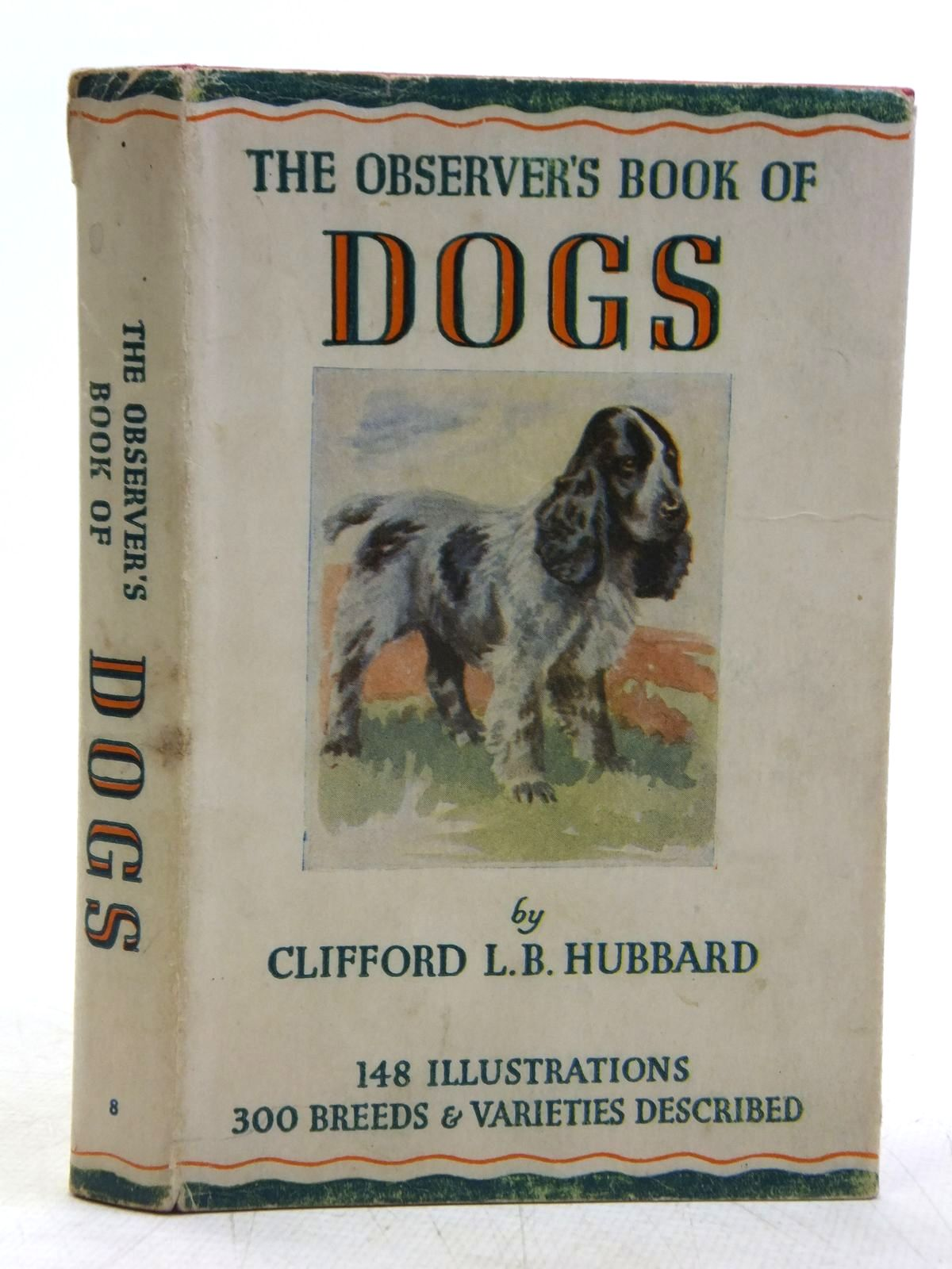 Photo of THE OBSERVER'S BOOK OF DOGS