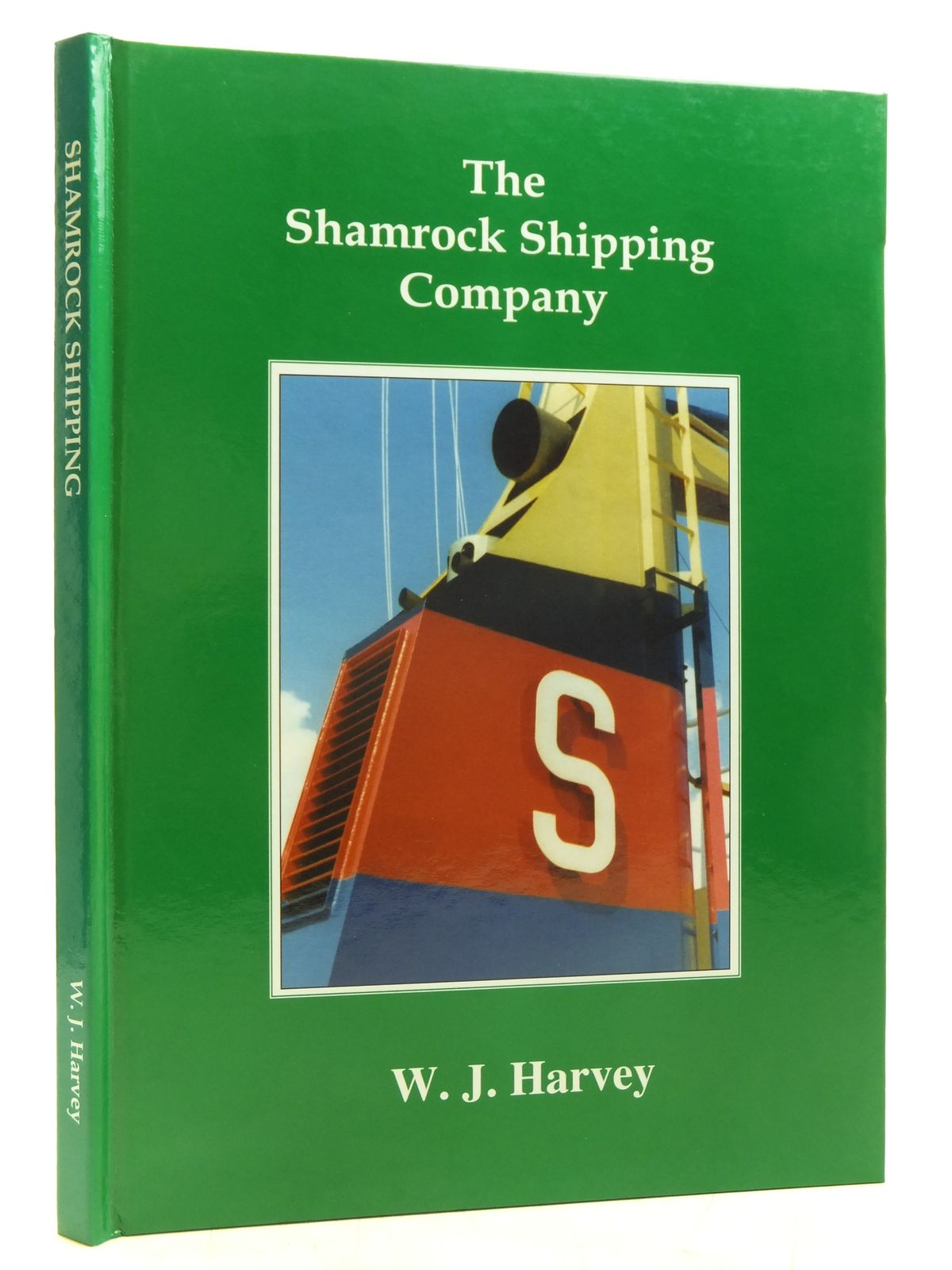Photo of THE SHAMROCK SHIPPING COMPANY (JACK'S BOATS) written by Harvey, W.J. published by World Ship Society (STOCK CODE: 2119965)  for sale by Stella & Rose's Books