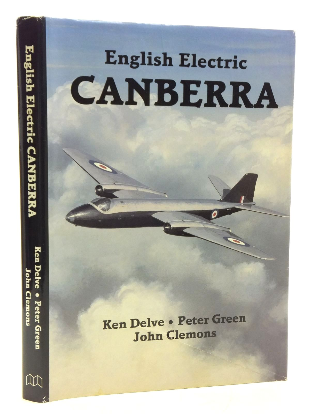 Photo of ENGLISH ELECTRIC CANBERRA written by Delve, Ken<br />Green, Peter<br />Clemons, John published by Midland Counties Publications (STOCK CODE: 2120078)  for sale by Stella & Rose's Books