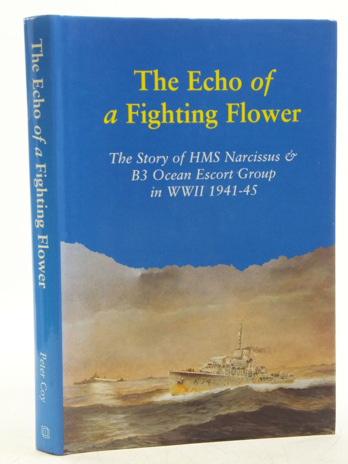 Photo of THE ECHO OF A FIGHTING FLOWER written by Coy, Peter published by Square One Publications (STOCK CODE: 2120152)  for sale by Stella & Rose's Books