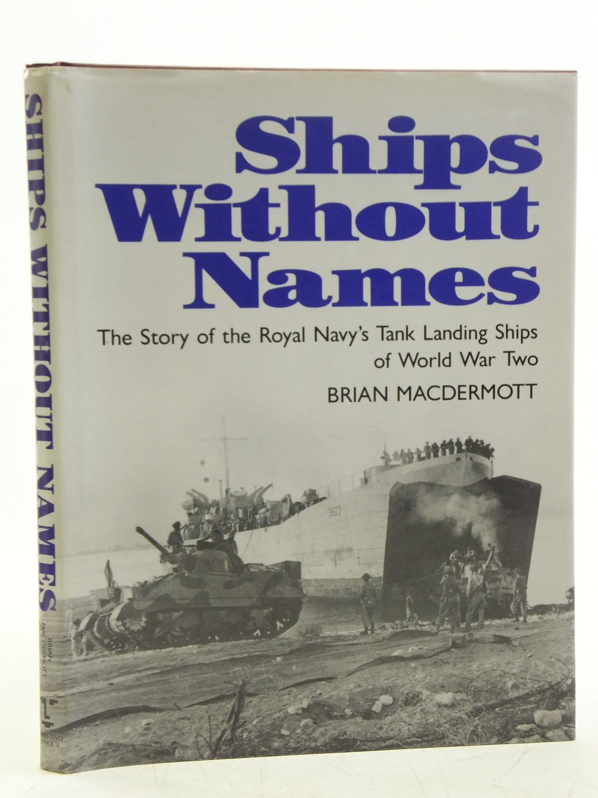 Photo of SHIPS WITHOUT NAMES written by Macdermott, Brian published by Arms & Armour Press (STOCK CODE: 2120155)  for sale by Stella & Rose's Books