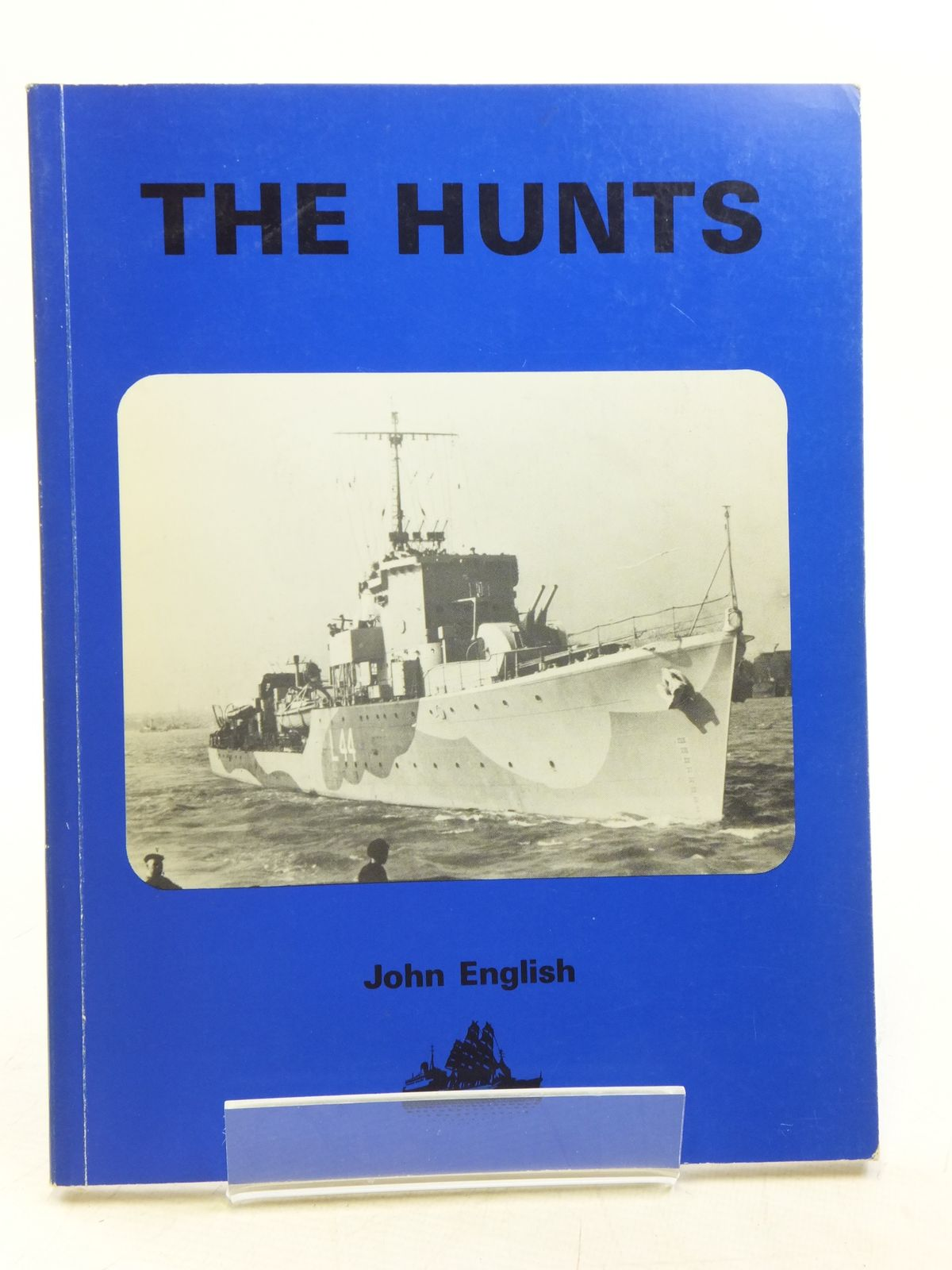 Photo of THE HUNTS written by English, John published by World Ship Society (STOCK CODE: 2120179)  for sale by Stella & Rose's Books