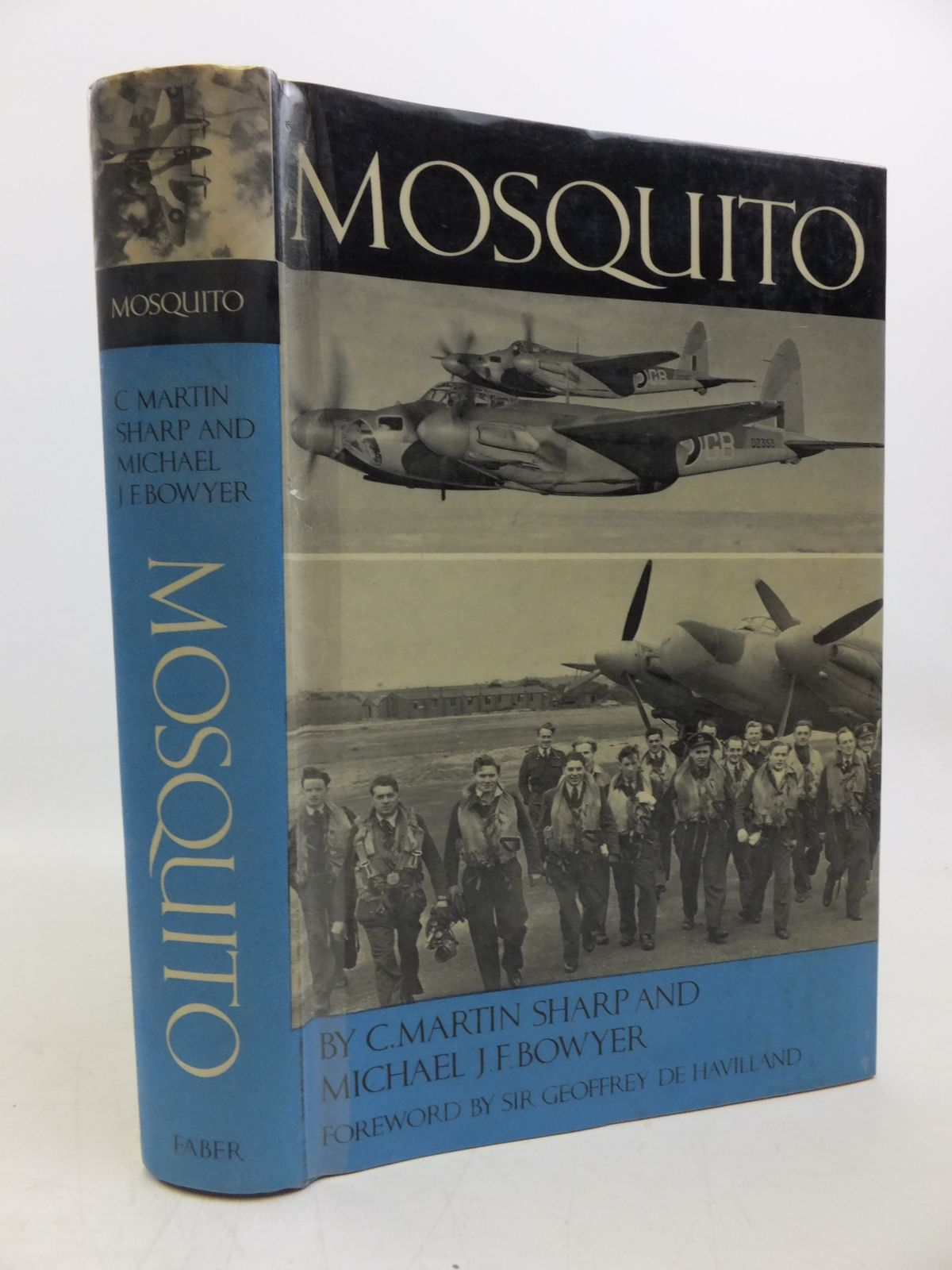 Photo of MOSQUITO written by Sharp, C. Martin<br />Bowyer, Michael J.F. published by Faber & Faber (STOCK CODE: 2120248)  for sale by Stella & Rose's Books