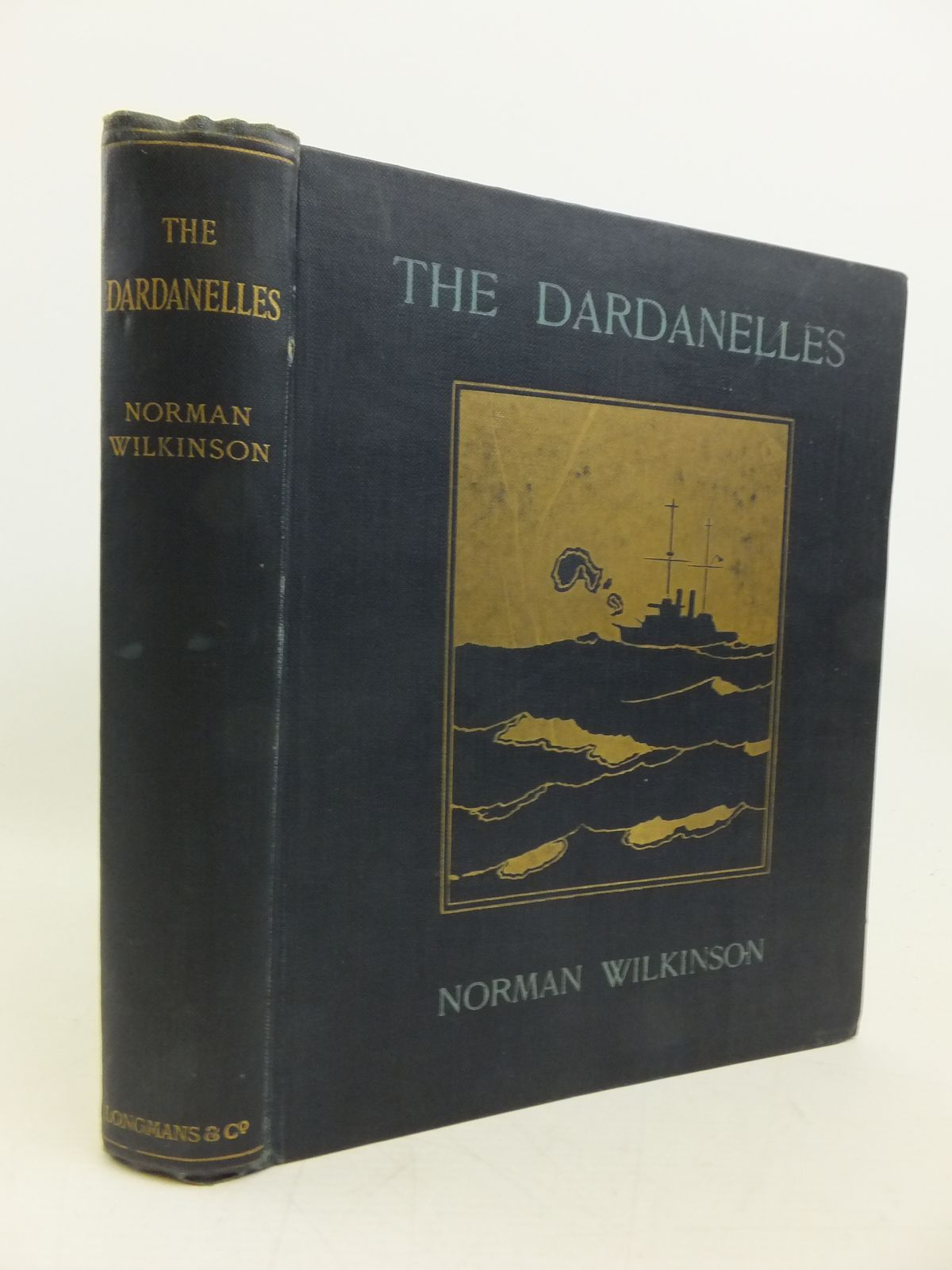 Photo of THE DARDANELLES written by Wilkinson, Norman illustrated by Wilkinson, Norman published by Longmans, Green & Co. (STOCK CODE: 2120250)  for sale by Stella & Rose's Books