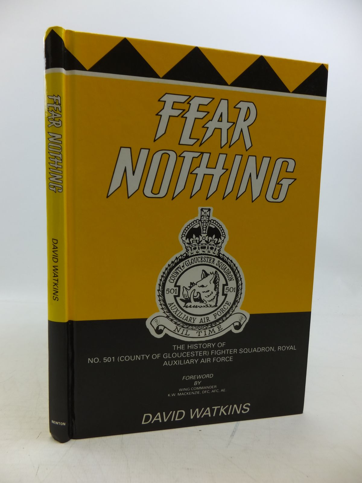 Photo of FEAR NOTHING written by Watkins, David published by Newton (STOCK CODE: 2120268)  for sale by Stella & Rose's Books