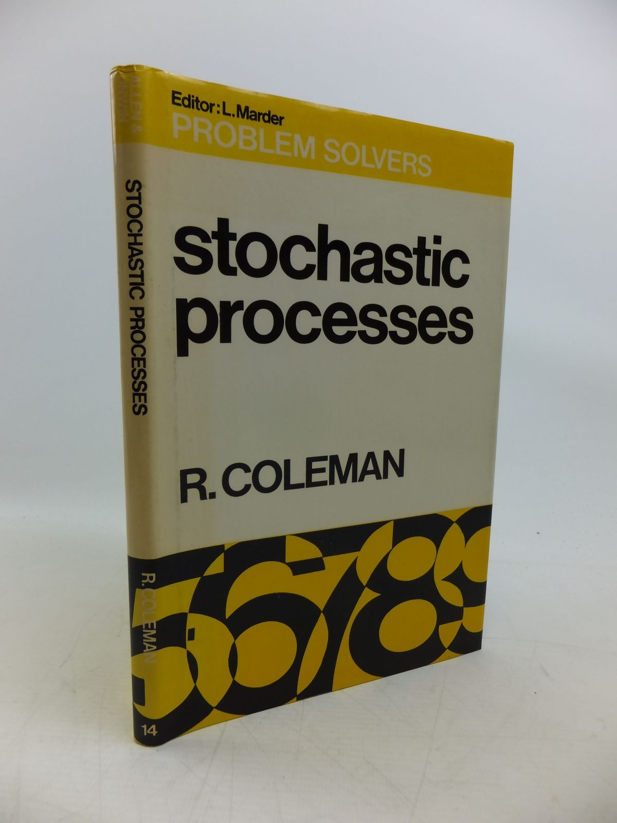Photo of STOCHASTIC PROCESSES written by Coleman, Rodney published by George Allen & Unwin Ltd. (STOCK CODE: 2120298)  for sale by Stella & Rose's Books