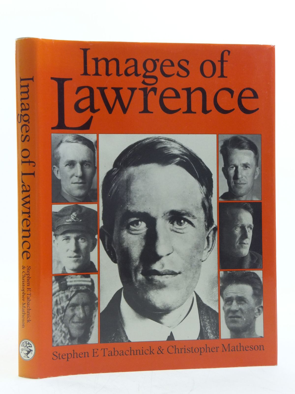Photo of IMAGES OF LAWRENCE written by Tabachnick, Stephen E.<br />Matheson, Christopher published by Jonathan Cape (STOCK CODE: 2120368)  for sale by Stella & Rose's Books