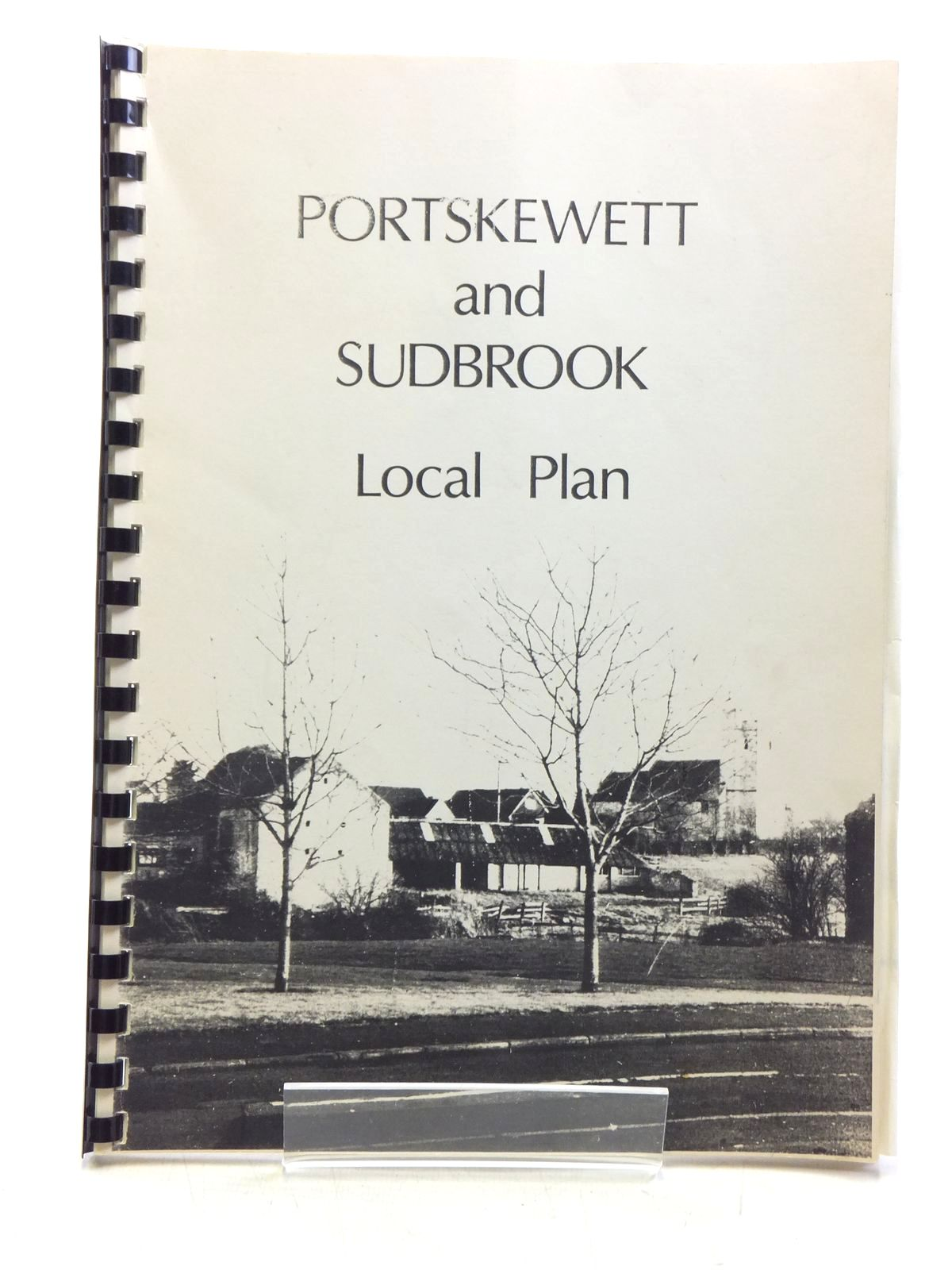 Photo of PORTSKEWETT AND SUDBROOK LOCAL PLAN written by Griffith, G.<br />Davies, T.G. published by Monmouth District Council (STOCK CODE: 2120395)  for sale by Stella & Rose's Books