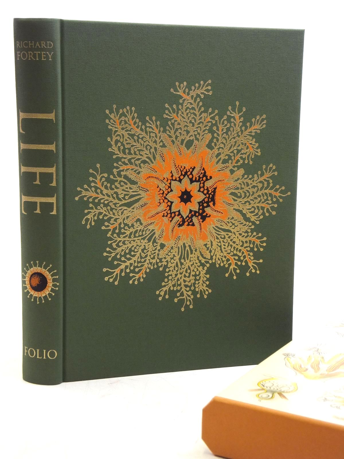 Photo of LIFE written by Fortey, Richard published by Folio Society (STOCK CODE: 2120473)  for sale by Stella & Rose's Books