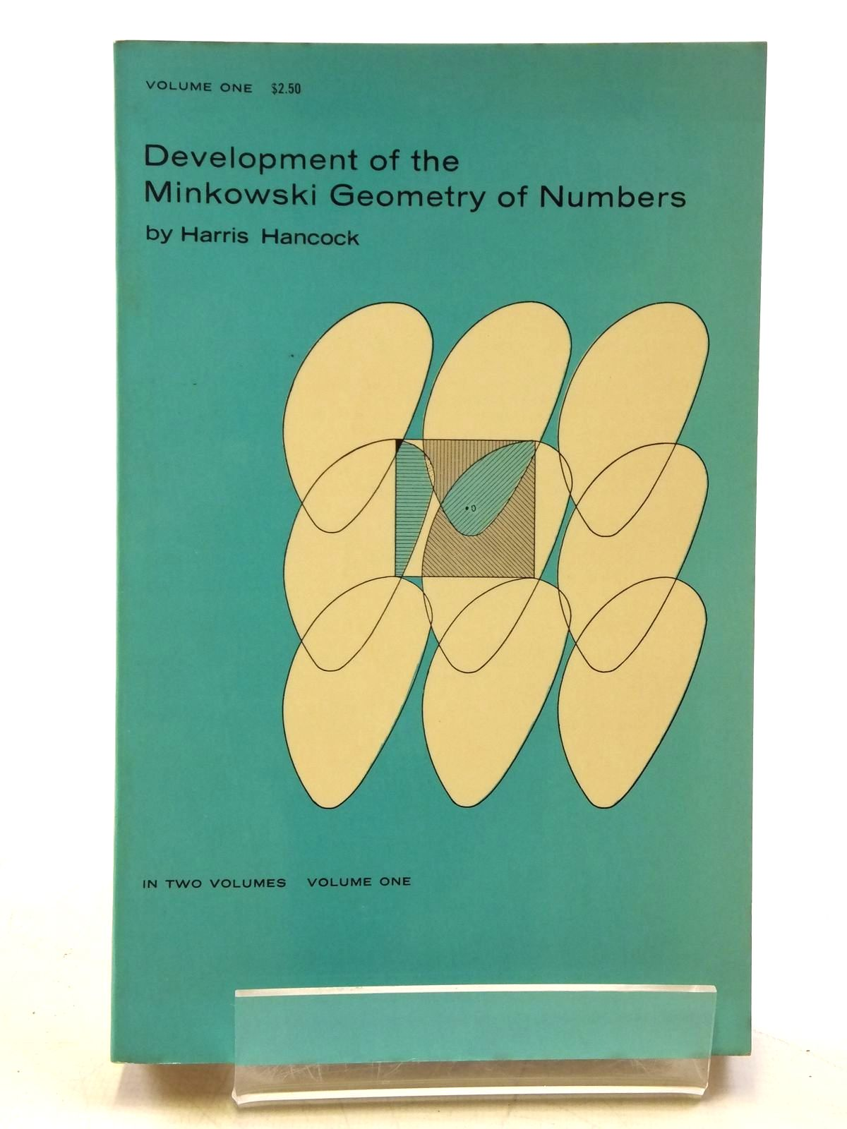 Photo of DEVELOPMENT OF THE MINKOWSKI GEOMETRY OF NUMBERS VOLUME ONE written by Hancock, Harris published by Dover Publications Inc. (STOCK CODE: 2120476)  for sale by Stella & Rose's Books