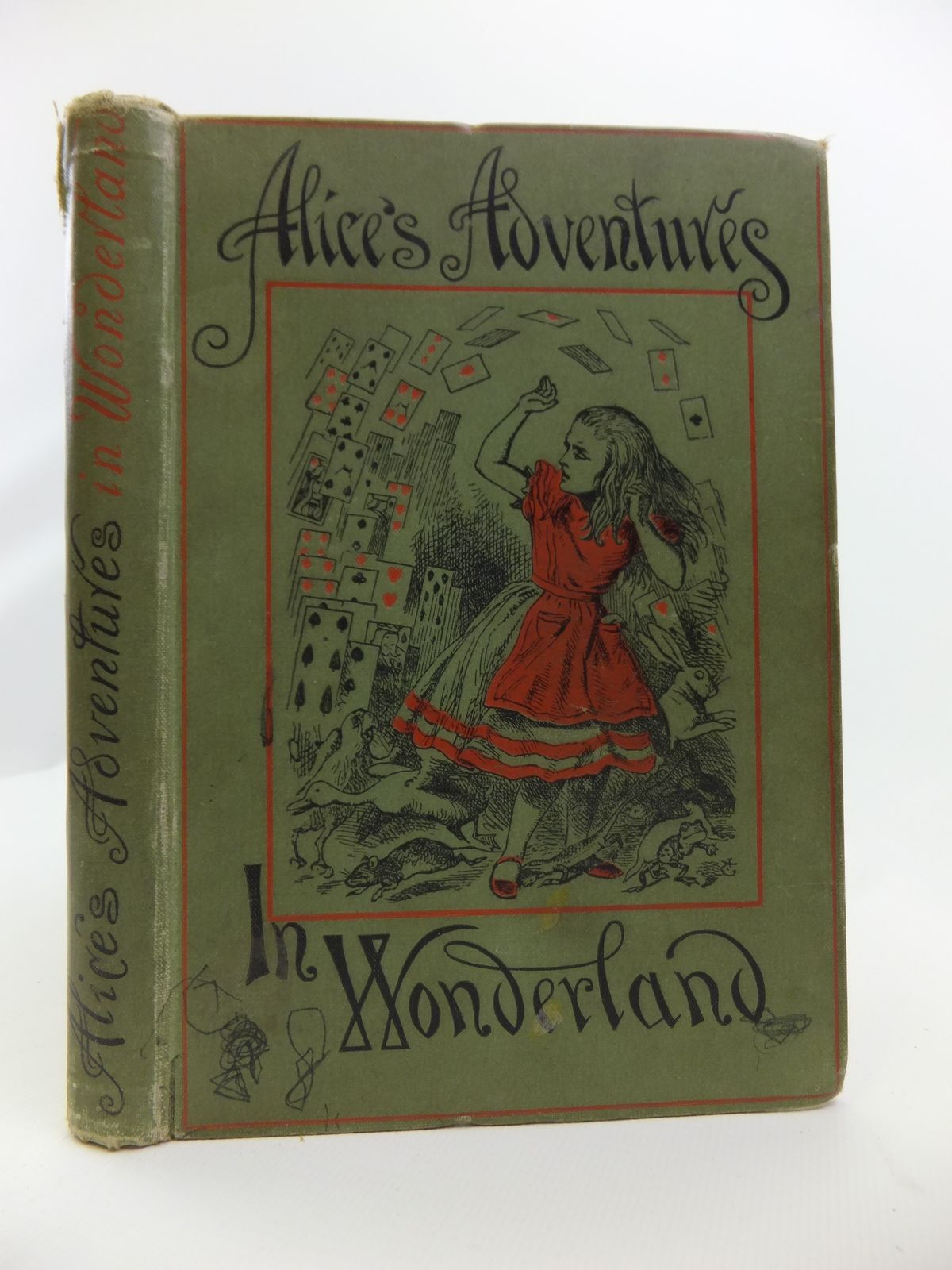 Photo of ALICE'S ADVENTURES IN WONDERLAND