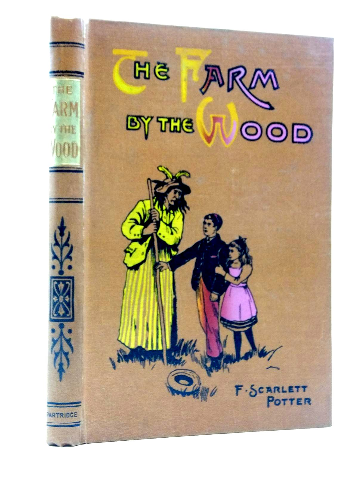Photo of THE FARM BY THE WOOD written by Potter, F. Scarlett illustrated by Wimbush, J.L. published by S.W. Partridge & Co. (STOCK CODE: 2120820)  for sale by Stella & Rose's Books