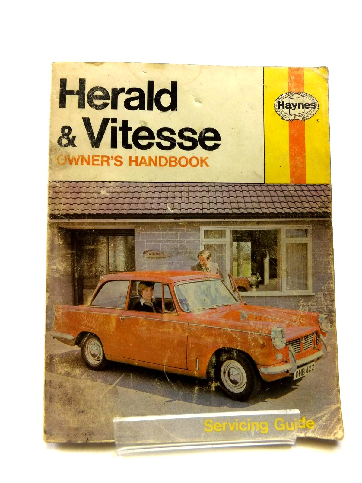 Photo of HERALD & VITESSE OWNER'S HANDBOOK written by Coomber, Ian published by Haynes Publishing Group (STOCK CODE: 2120828)  for sale by Stella & Rose's Books