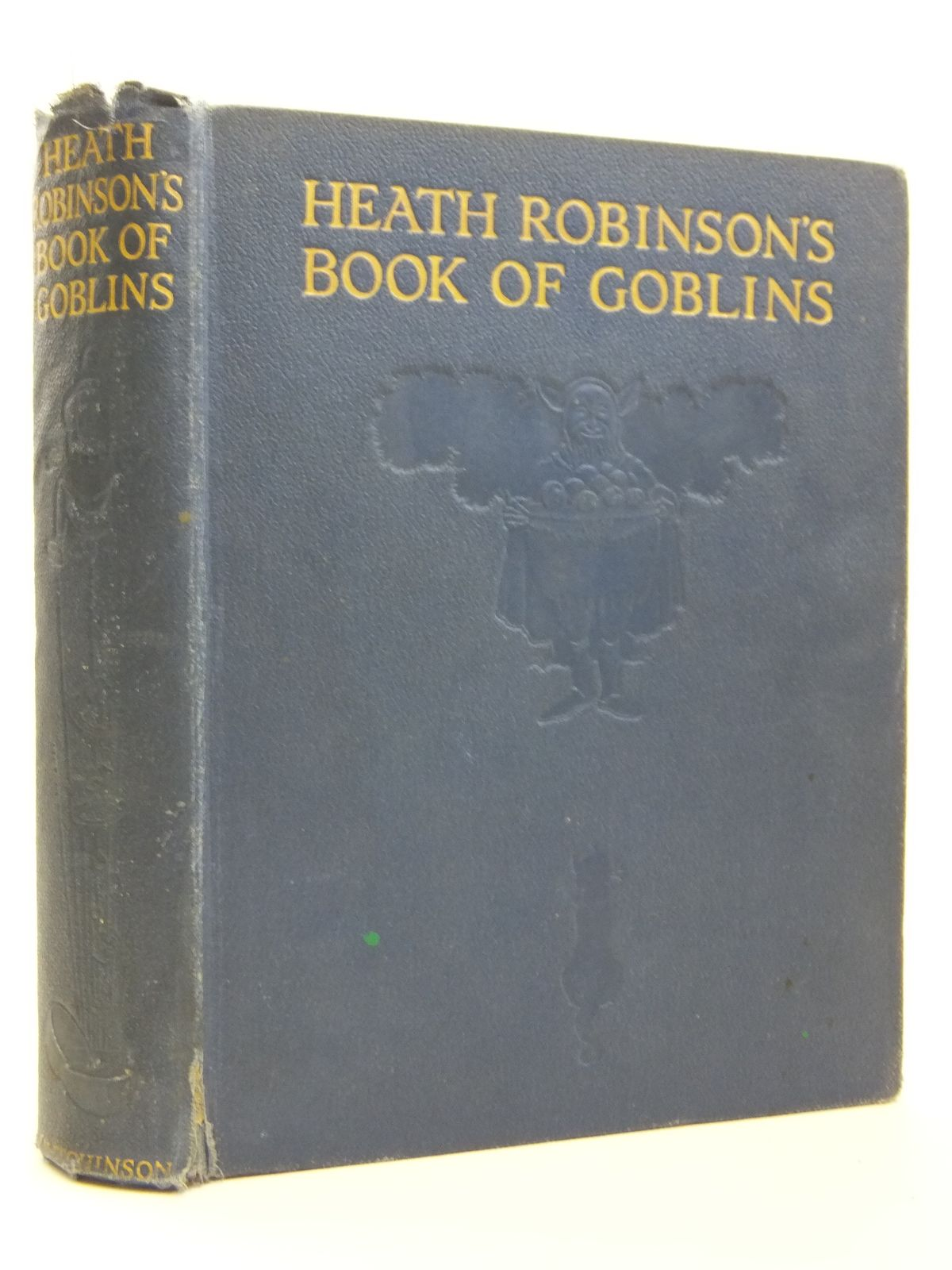 Photo of HEATH ROBINSON'S BOOK OF GOBLINS illustrated by Robinson, W. Heath published by Hutchinson & Co. Ltd (STOCK CODE: 2120884)  for sale by Stella & Rose's Books