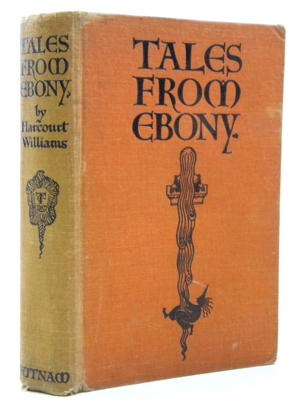 Photo of TALES FROM EBONY written by Williams, Harcourt illustrated by Tunnicliffe, C.F. published by Putnam (STOCK CODE: 2120955)  for sale by Stella & Rose's Books