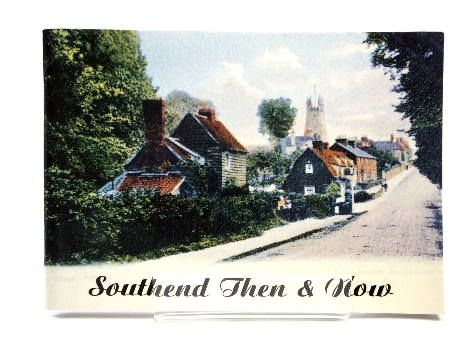 Photo of SOUTHEND THEN & NOW written by Crowe, Ken published by Southend Museums Service (STOCK CODE: 2120996)  for sale by Stella & Rose's Books