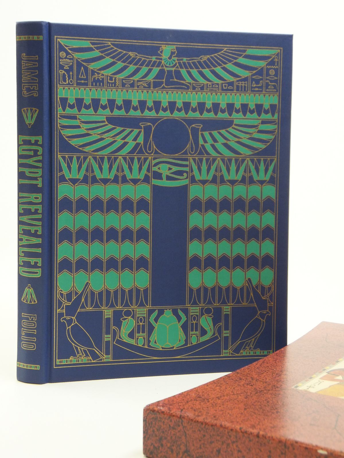 Photo of EGYPT REVEALED written by James, T.G.H. published by Folio Society (STOCK CODE: 2120998)  for sale by Stella & Rose's Books