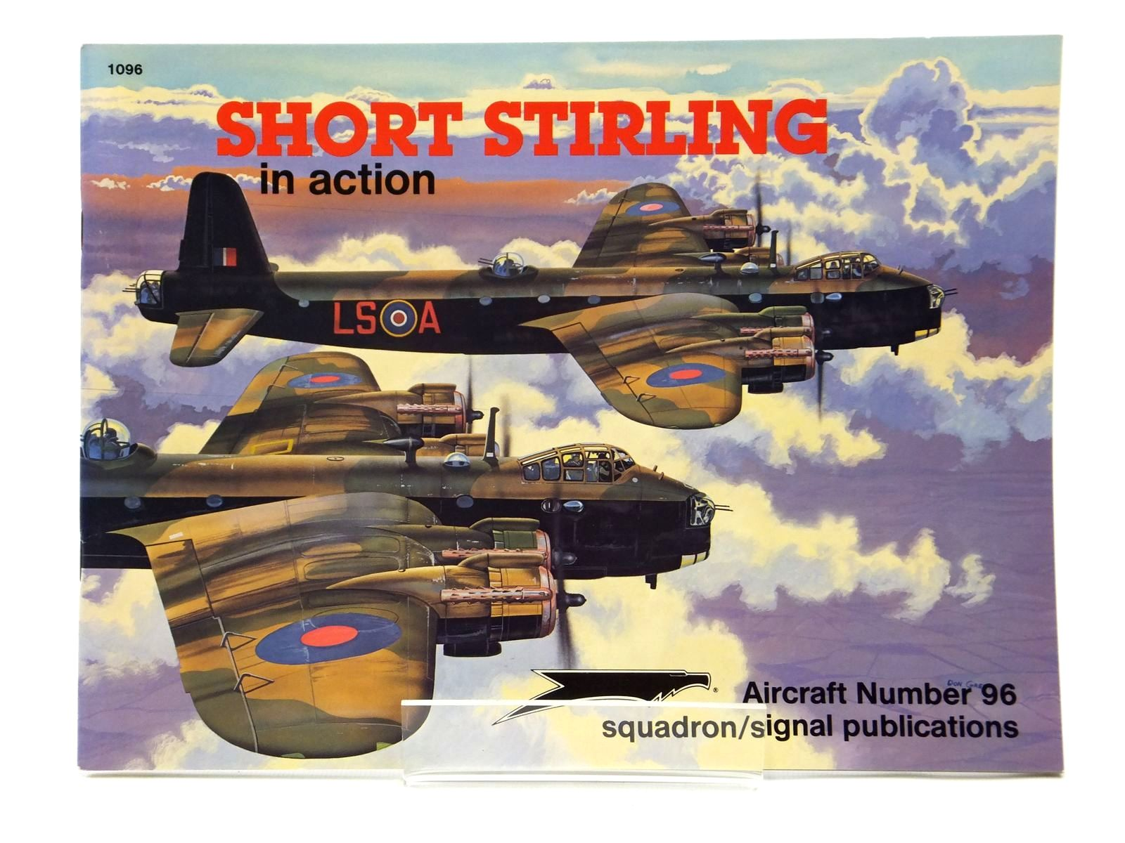 Photo of SHORT STIRLING IN ACTION written by Mackay, Ron illustrated by Manley, Perry published by Squadron Signal Publications (STOCK CODE: 2121045)  for sale by Stella & Rose's Books