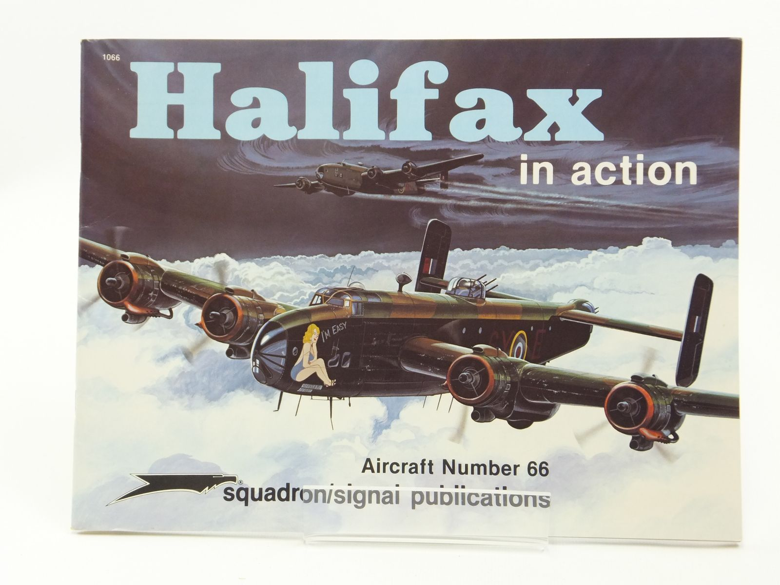Photo of HALIFAX IN ACTION written by Scutts, Jerry illustrated by Greer, Don<br />Wornkey, Kevin published by Squadron Signal Publications (STOCK CODE: 2121050)  for sale by Stella & Rose's Books