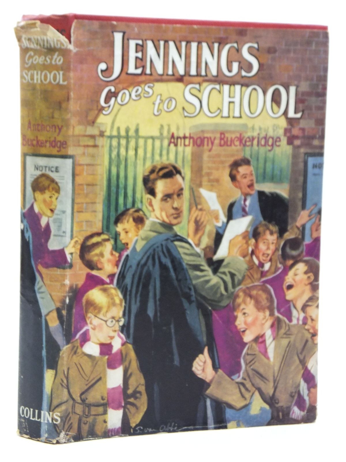 Photo of JENNINGS GOES TO SCHOOL