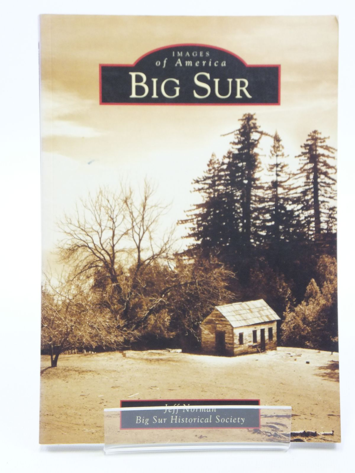 Photo of BIG SUR written by Norman, Jeff published by Arcadia (STOCK CODE: 2121104)  for sale by Stella & Rose's Books