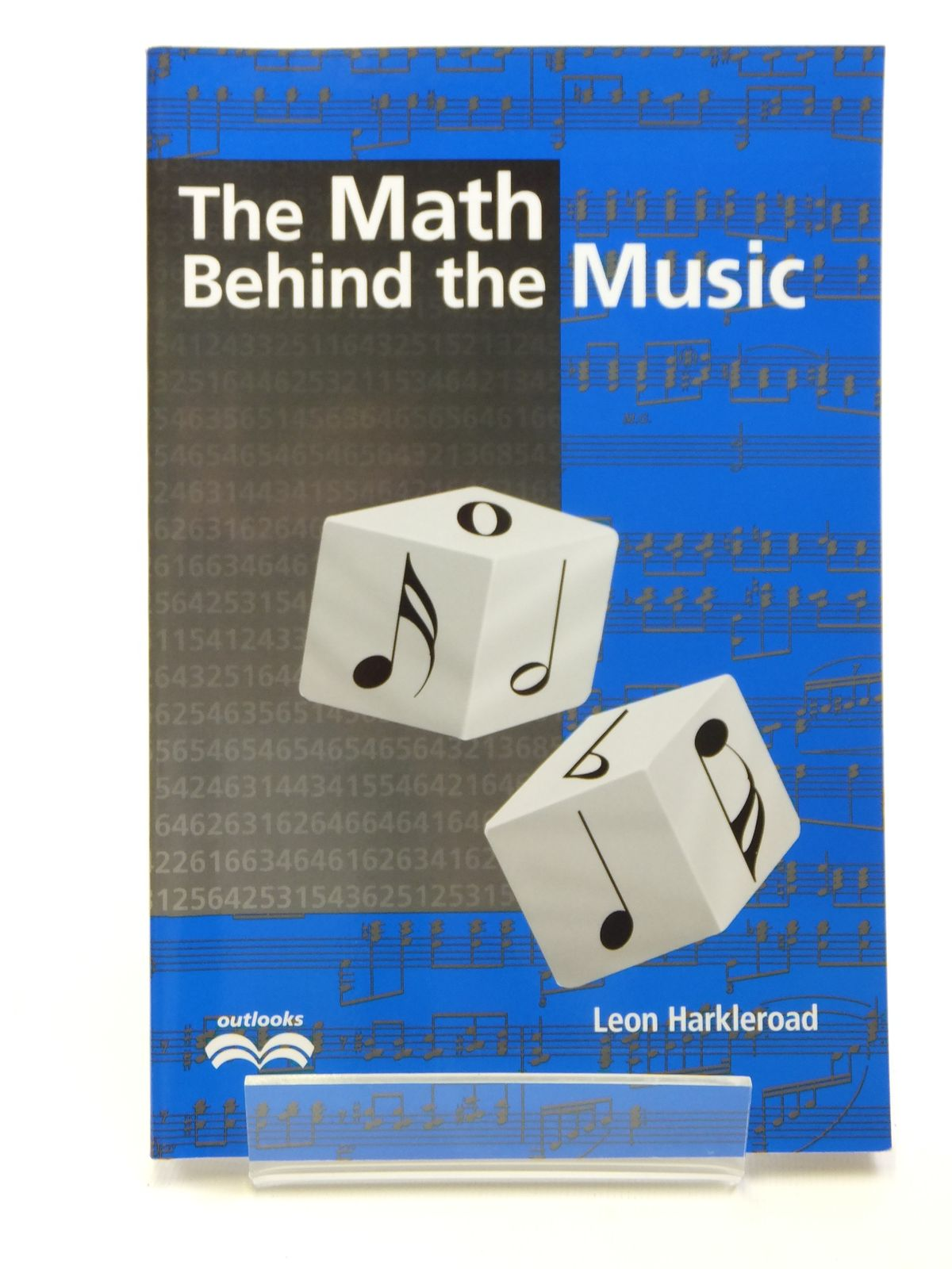 Photo of THE MATH BEHIND THE MUSIC written by Harkleroad, Leon published by Cambridge University Press (STOCK CODE: 2121155)  for sale by Stella & Rose's Books