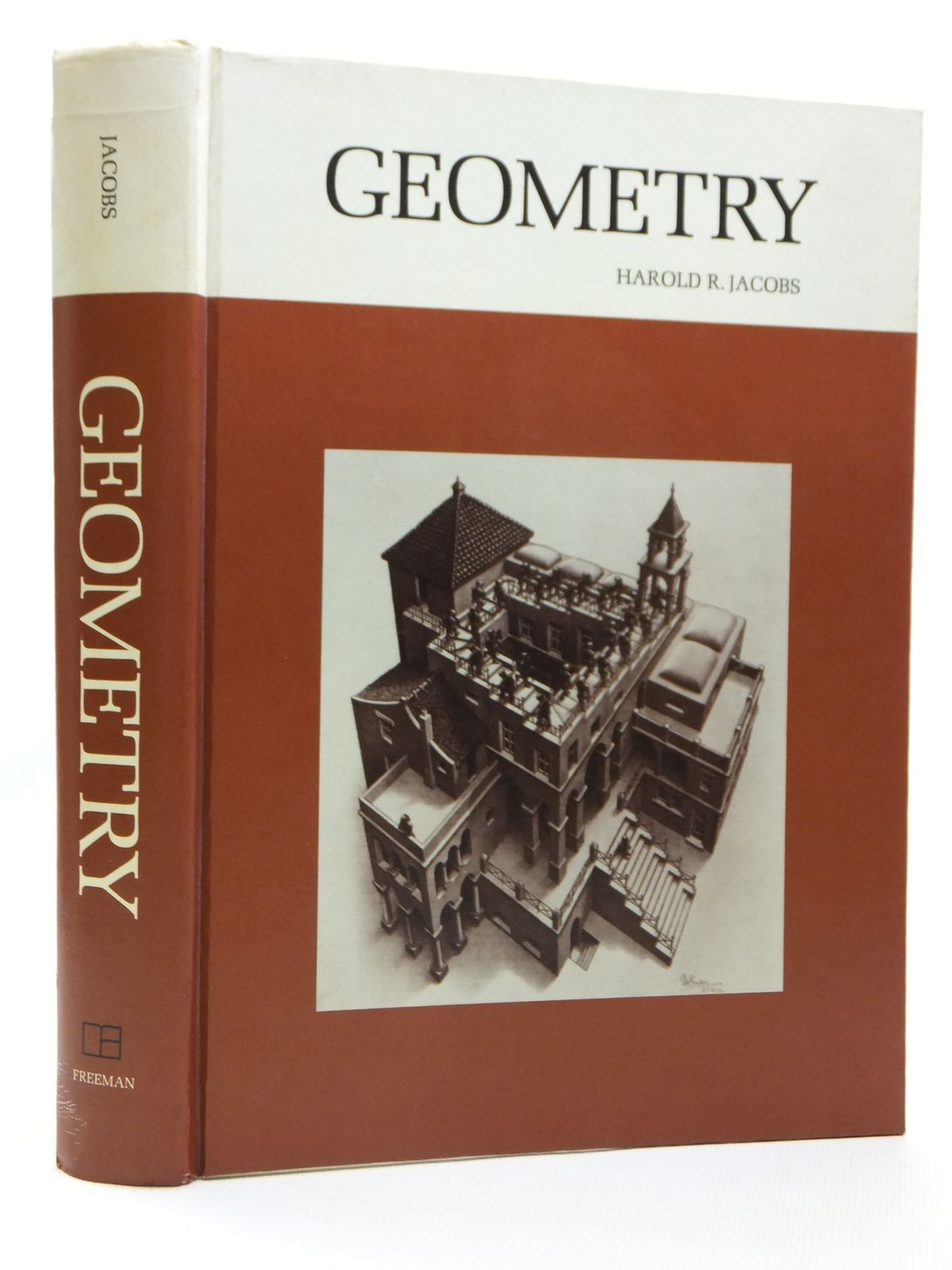 Photo of GEOMETRY written by Jacobs, Harold R. published by W.H. Freeman and Company (STOCK CODE: 2121177)  for sale by Stella & Rose's Books