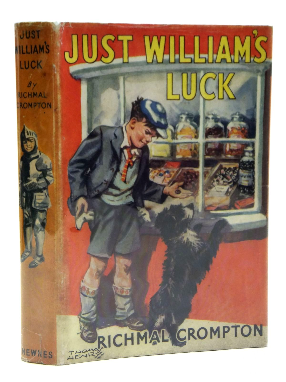 Photo of JUST WILLIAM'S LUCK- Stock Number: 2121193