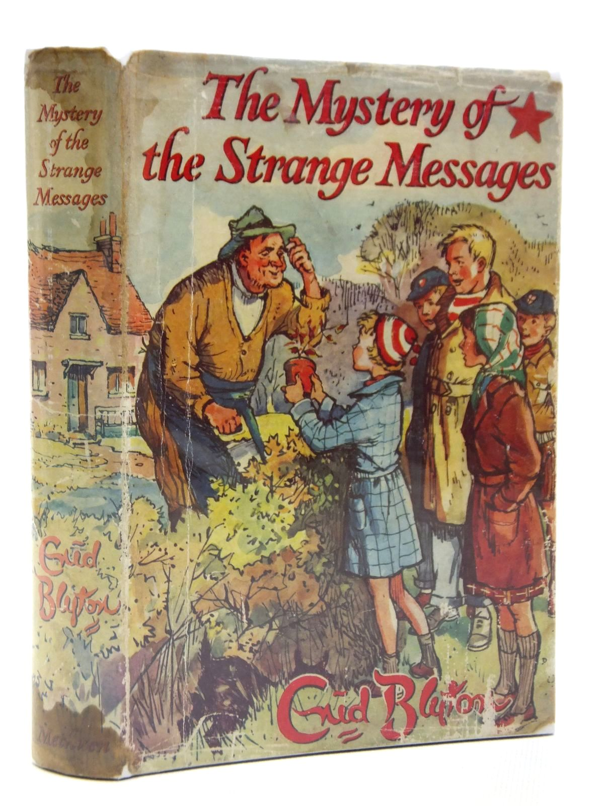 Photo of THE MYSTERY OF THE STRANGE MESSAGES written by Blyton, Enid illustrated by Buchanan, Lilian published by Methuen & Co. Ltd. (STOCK CODE: 2121210)  for sale by Stella & Rose's Books