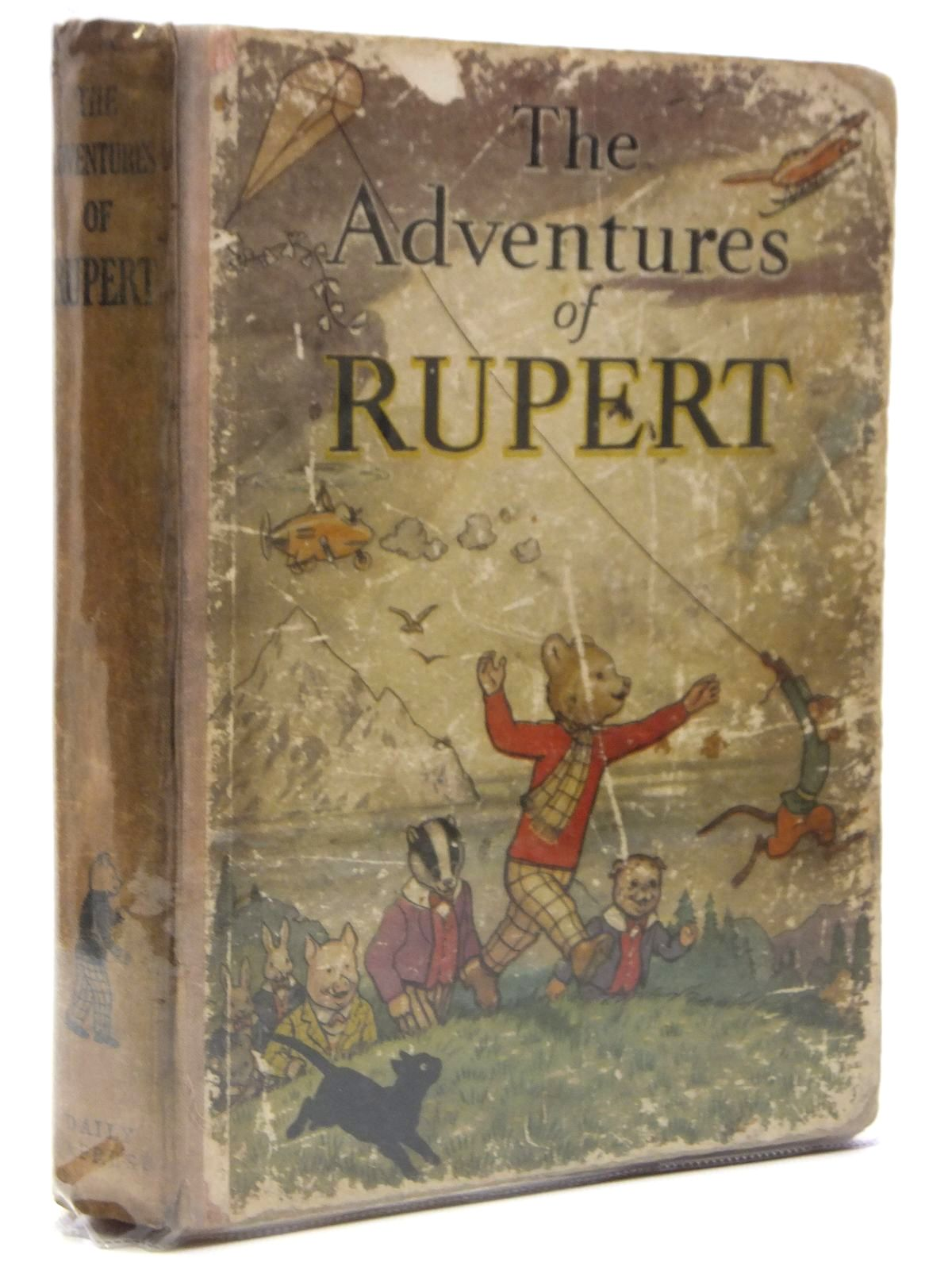 Photo of RUPERT ANNUAL 1939 - THE ADVENTURES OF RUPERT written by Bestall, Alfred illustrated by Bestall, Alfred published by Daily Express (STOCK CODE: 2121232)  for sale by Stella & Rose's Books